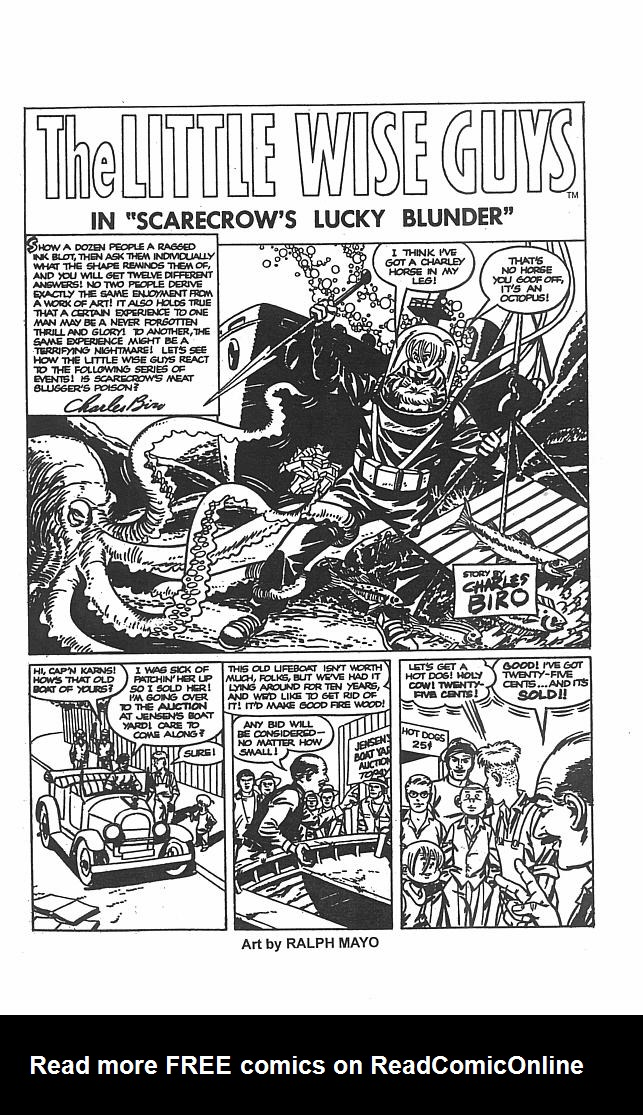 Read online Men of Mystery Comics comic -  Issue #40 - 33