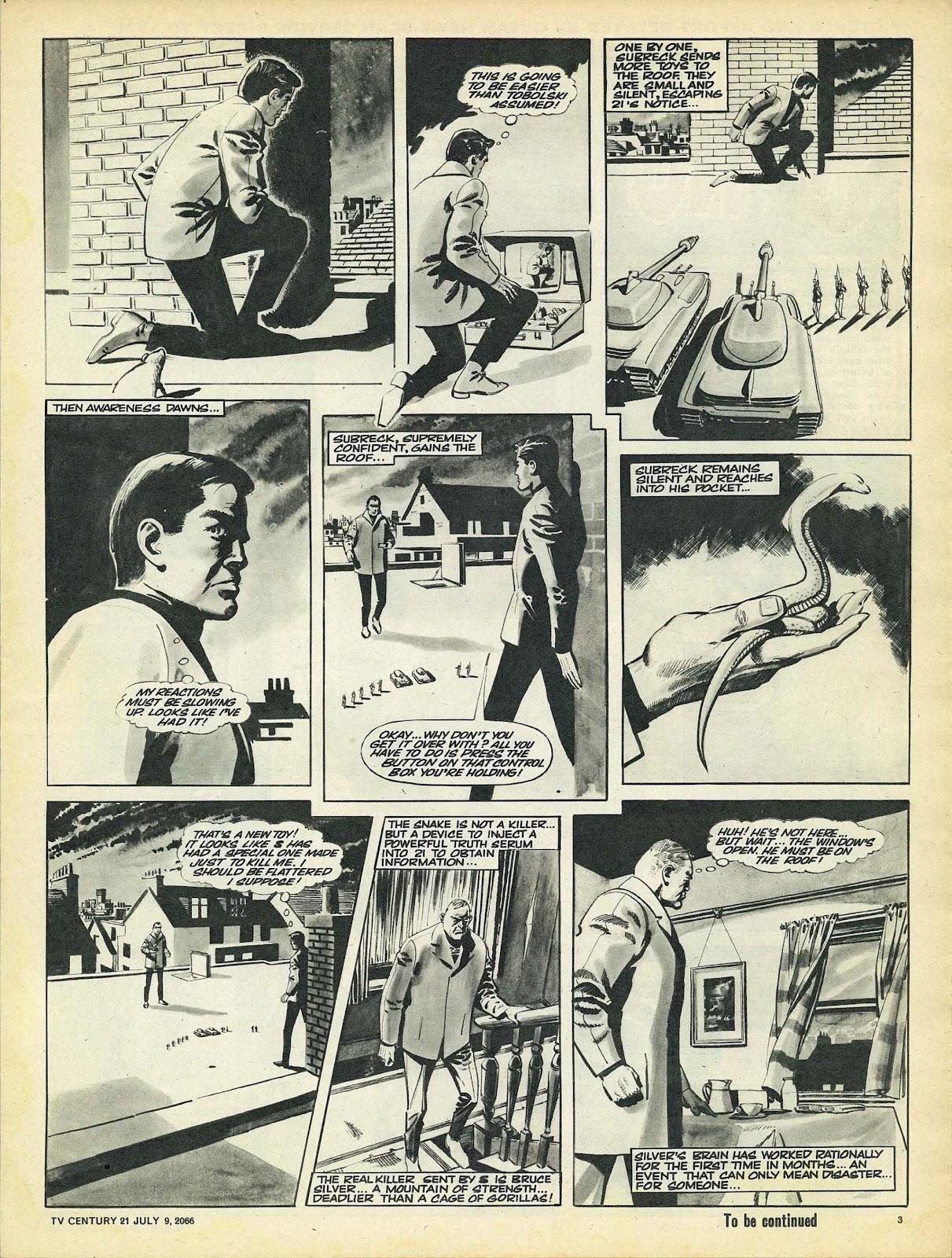 TV Century 21 (TV 21) issue 77 - Page 3