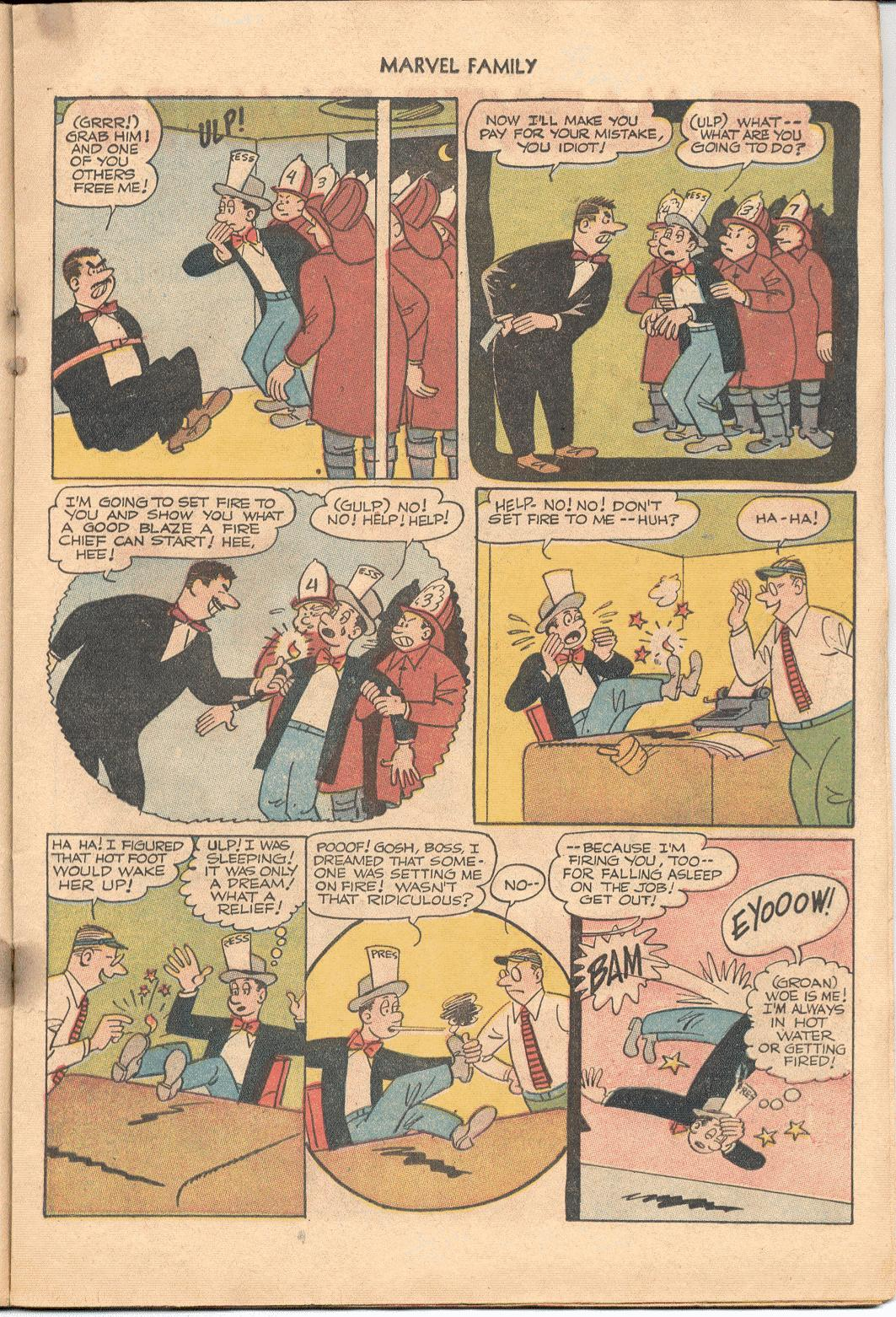 The Marvel Family issue 88 - Page 15