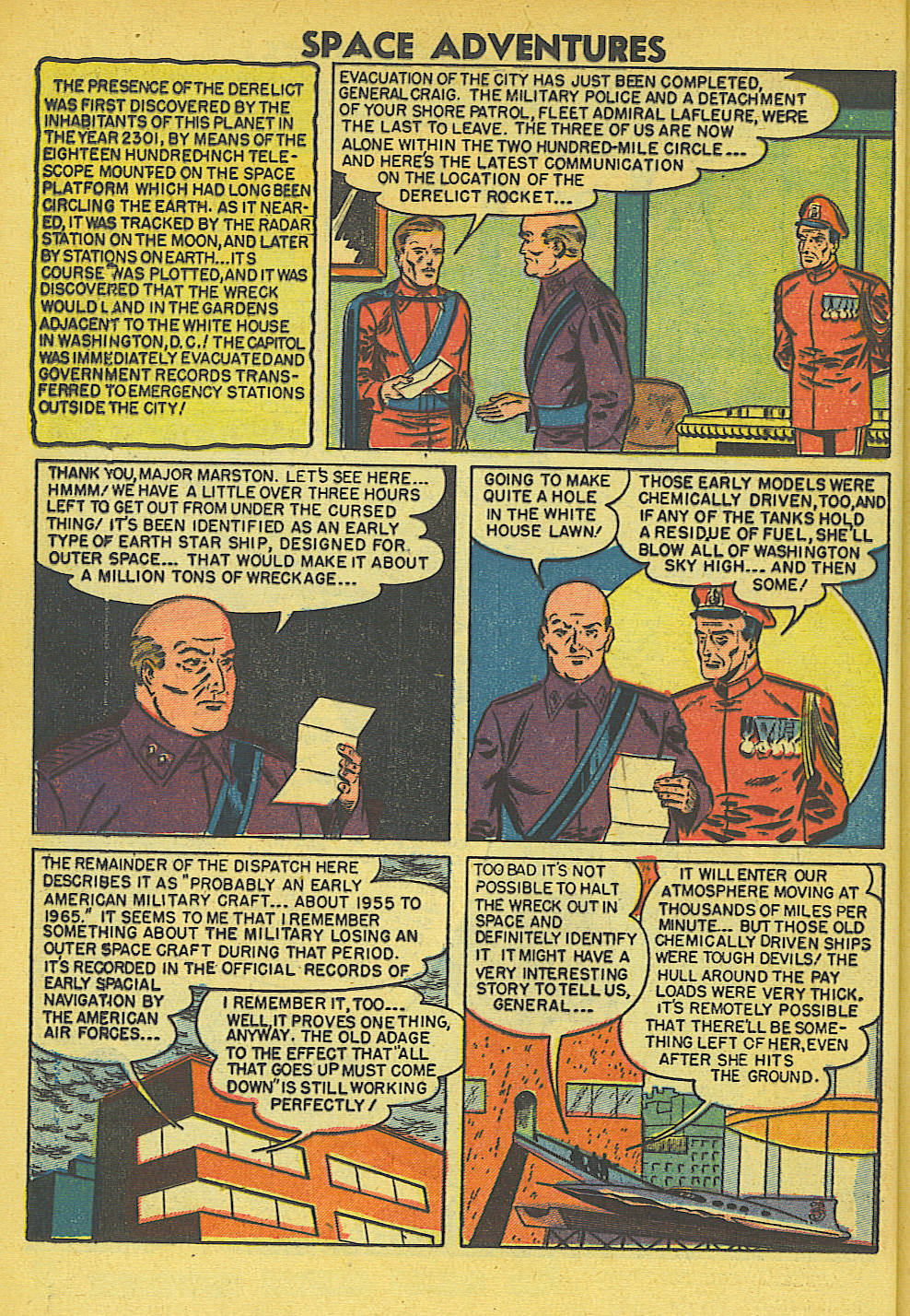 Space Adventures (1952) issue 5 - Page 3