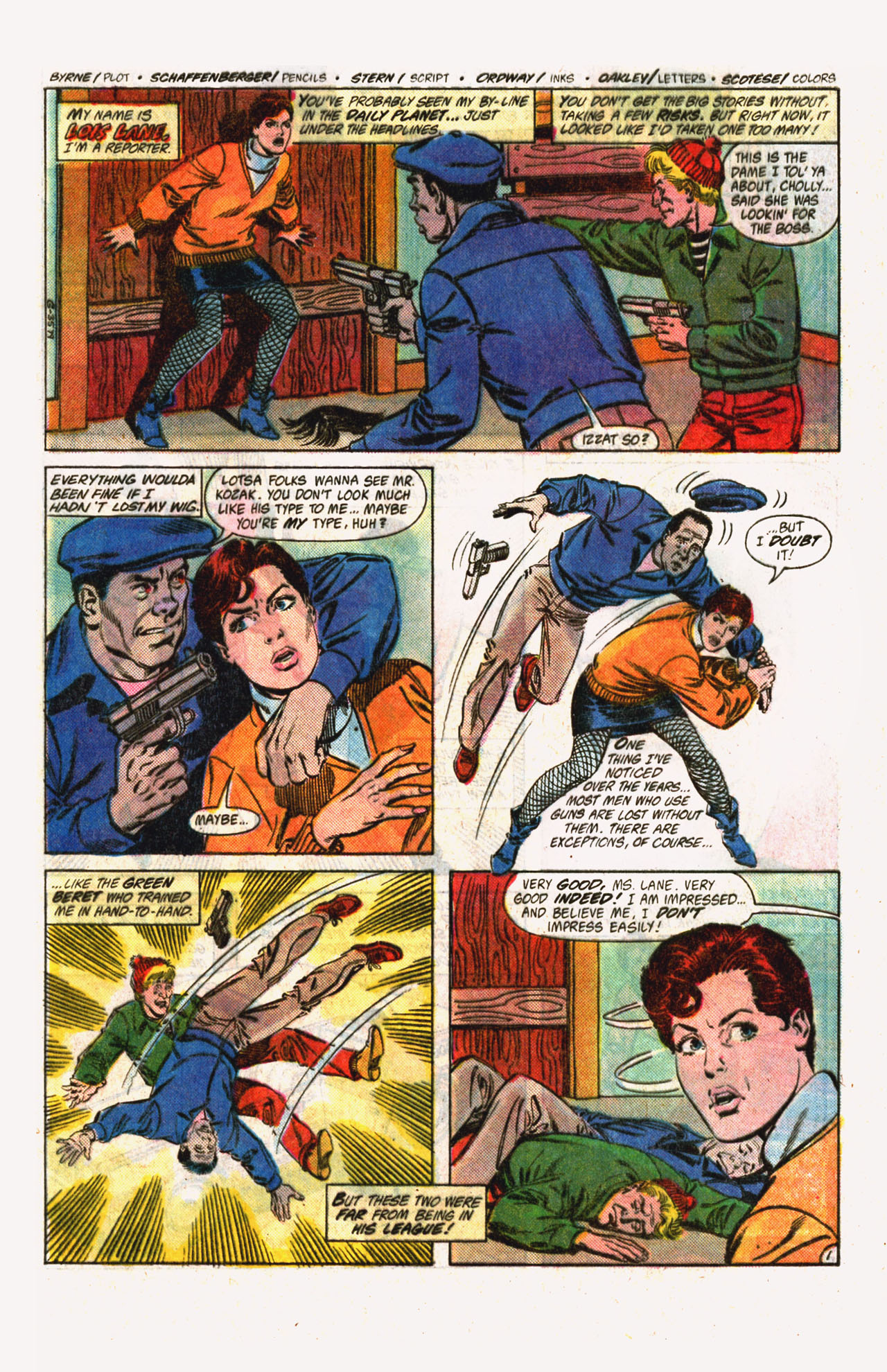 Read online Action Comics (1938) comic -  Issue #600 - 36