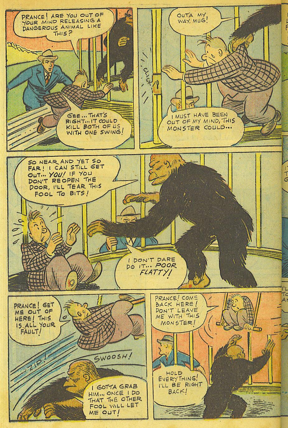 Read online Shadow Comics comic -  Issue #63 - 38