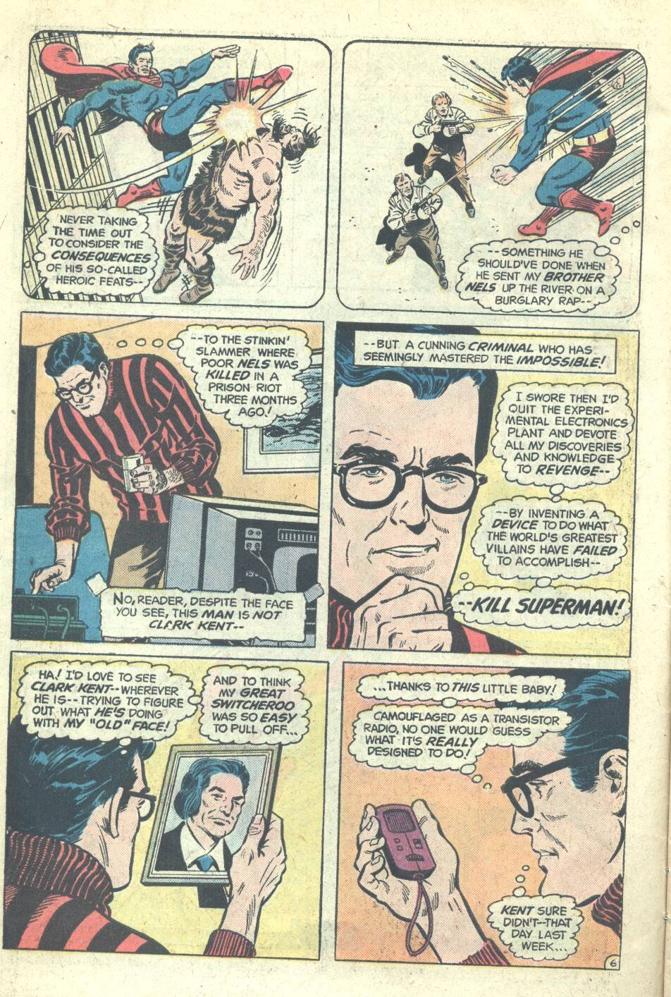 Read online Action Comics (1938) comic -  Issue #453 - 7