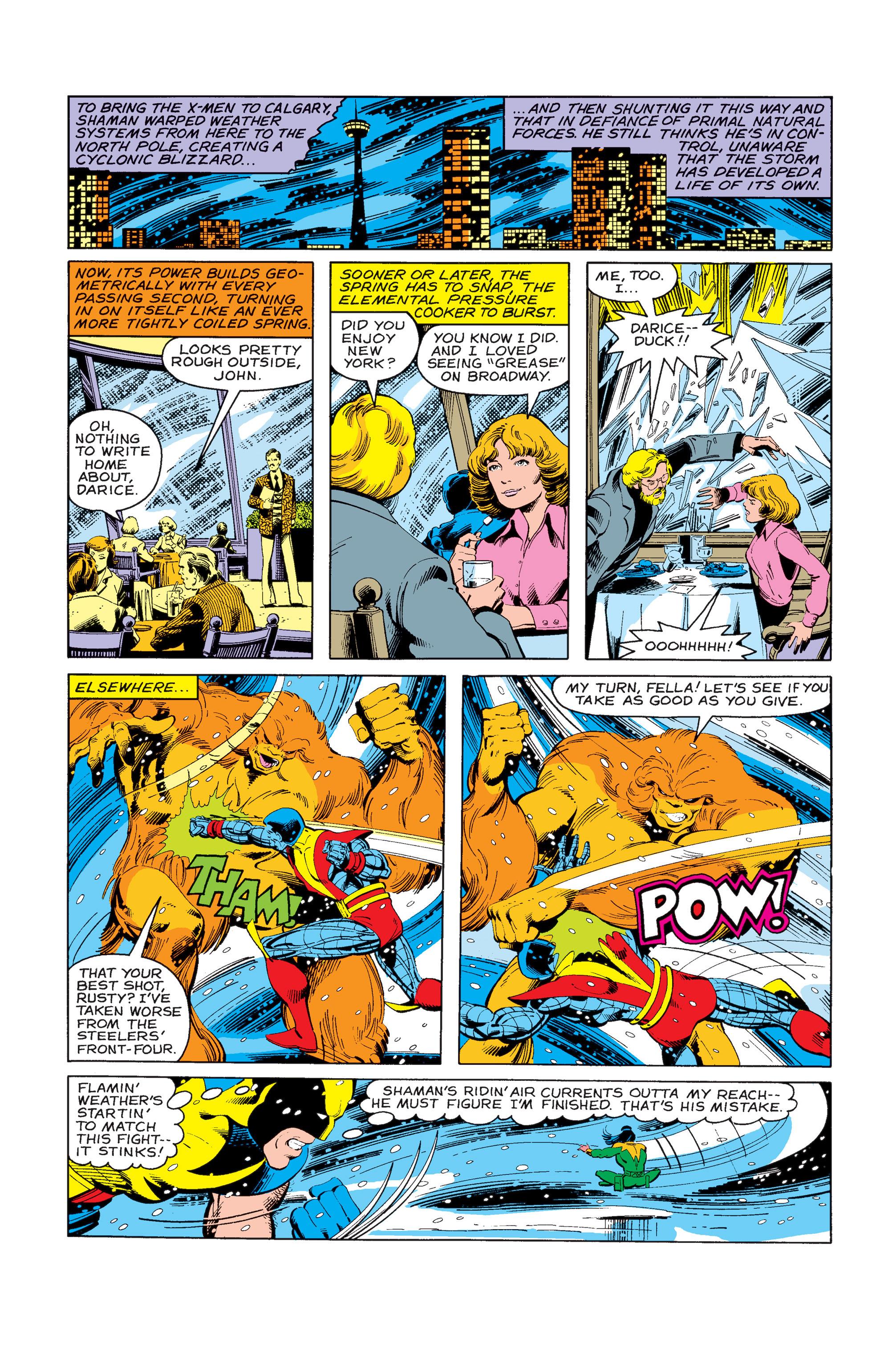 Uncanny X-Men (1963) 121 Page 10