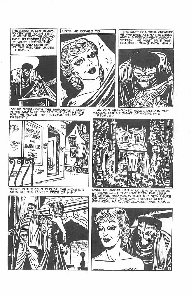 Read online Men of Mystery Comics comic -  Issue #34 - 5