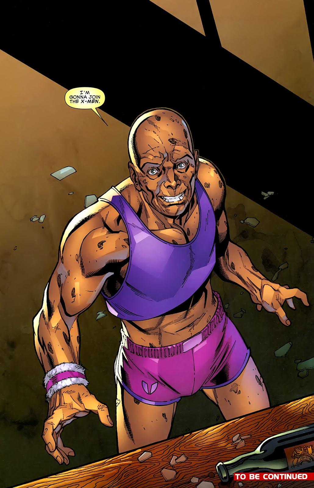 Read online Deadpool (2008) comic -  Issue #15 - 24