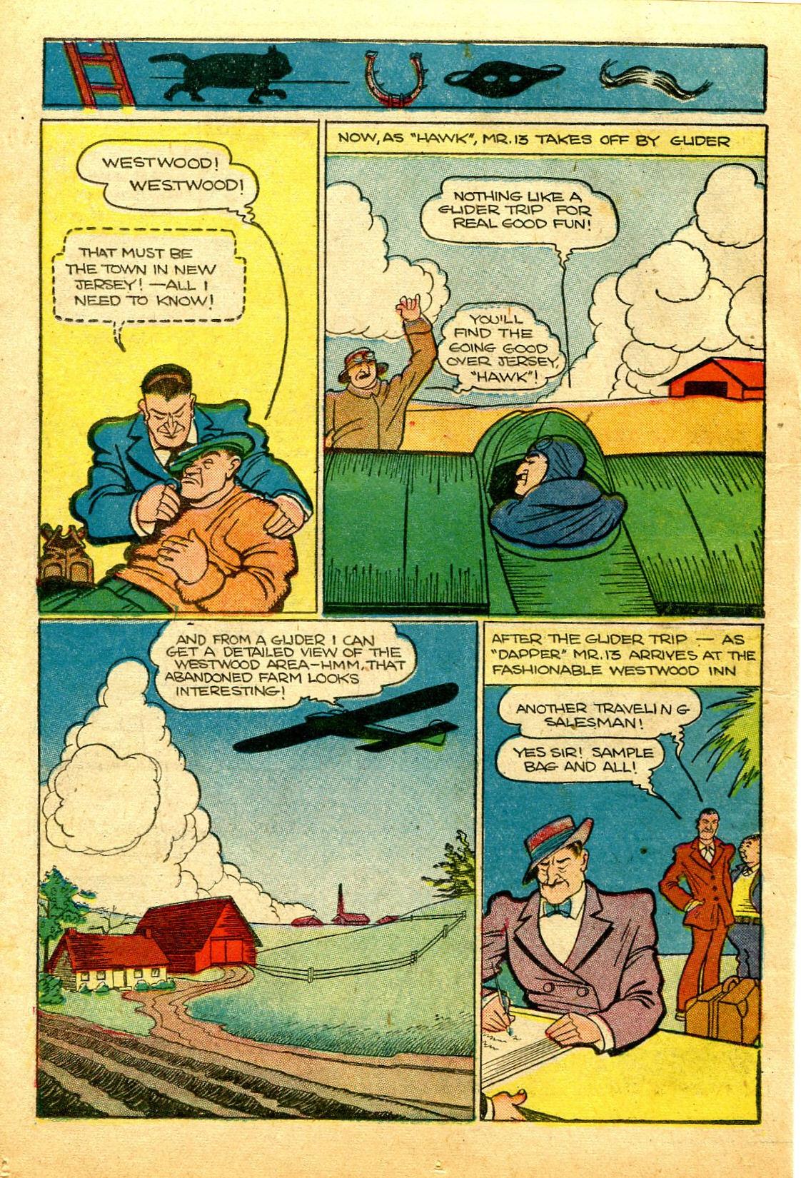Read online Shadow Comics comic -  Issue #43 - 24