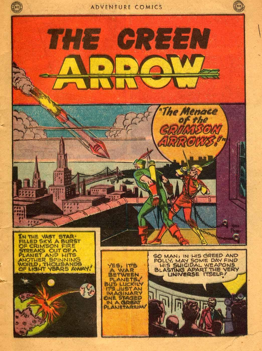 Read online Adventure Comics (1938) comic -  Issue #121 - 22