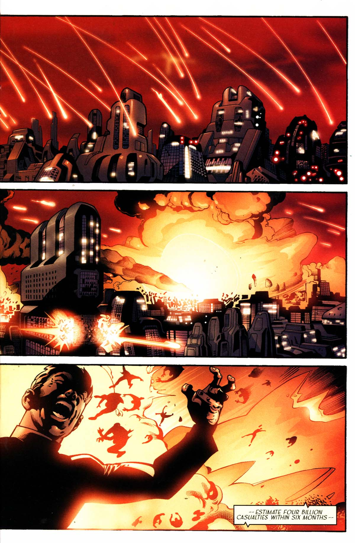 Read online Sigil (2000) comic -  Issue #23 - 35