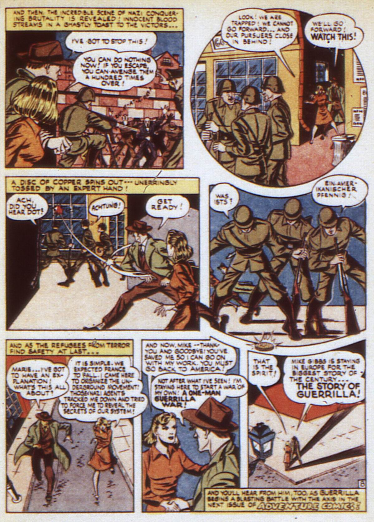 Read online Adventure Comics (1938) comic -  Issue #84 - 65