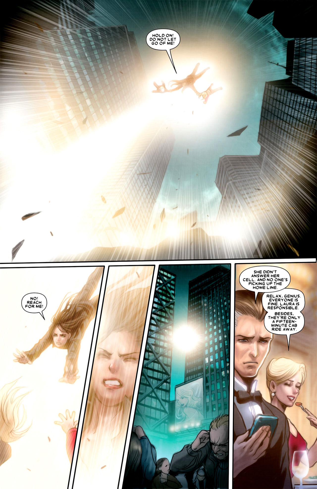 Read online X-23 (2010) comic -  Issue #18 - 11
