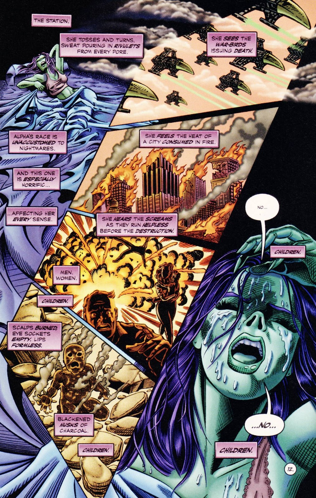 Read online The Alliance comic -  Issue #1 - 13
