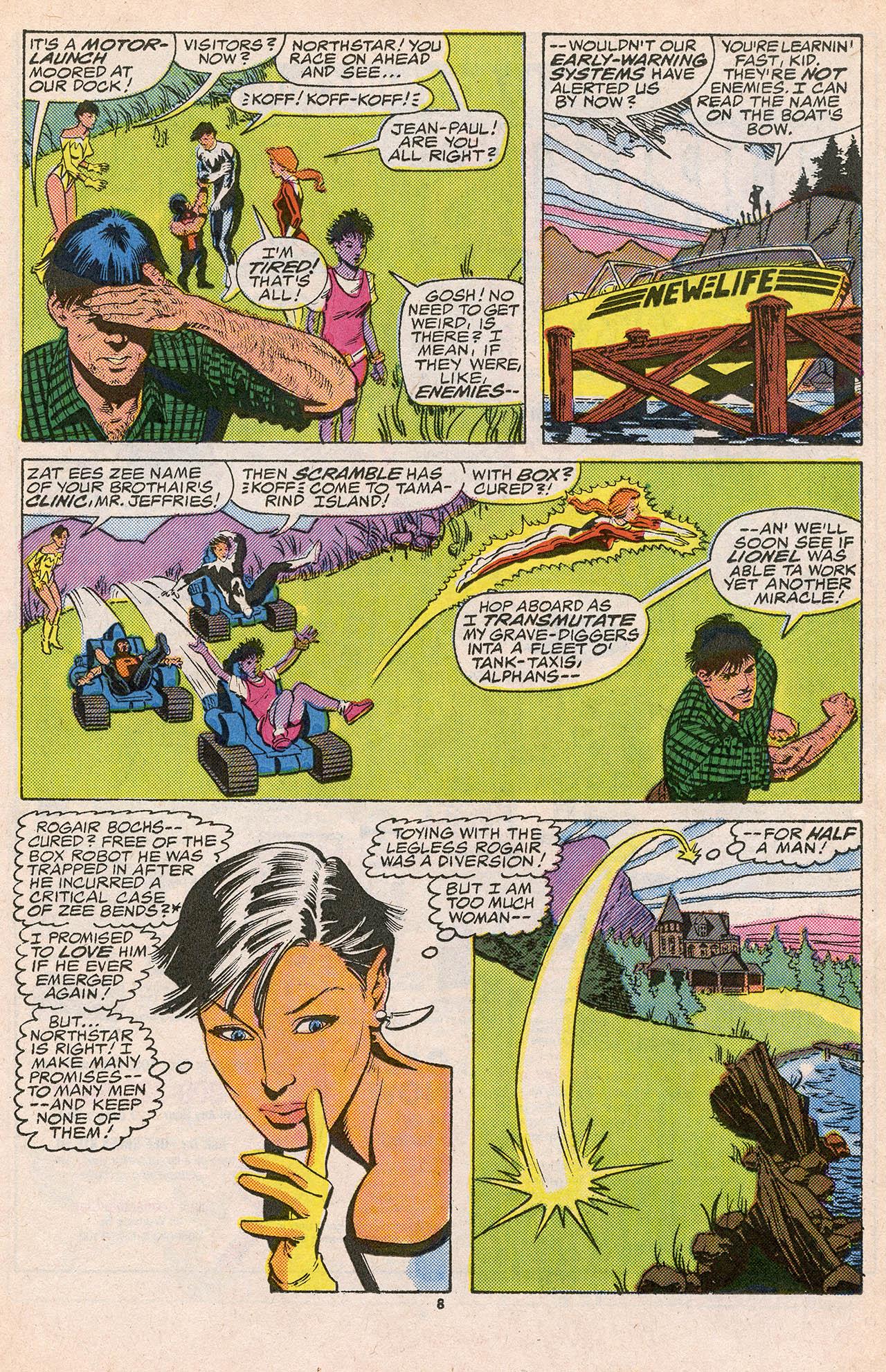 Read online Alpha Flight (1983) comic -  Issue #45 - 13