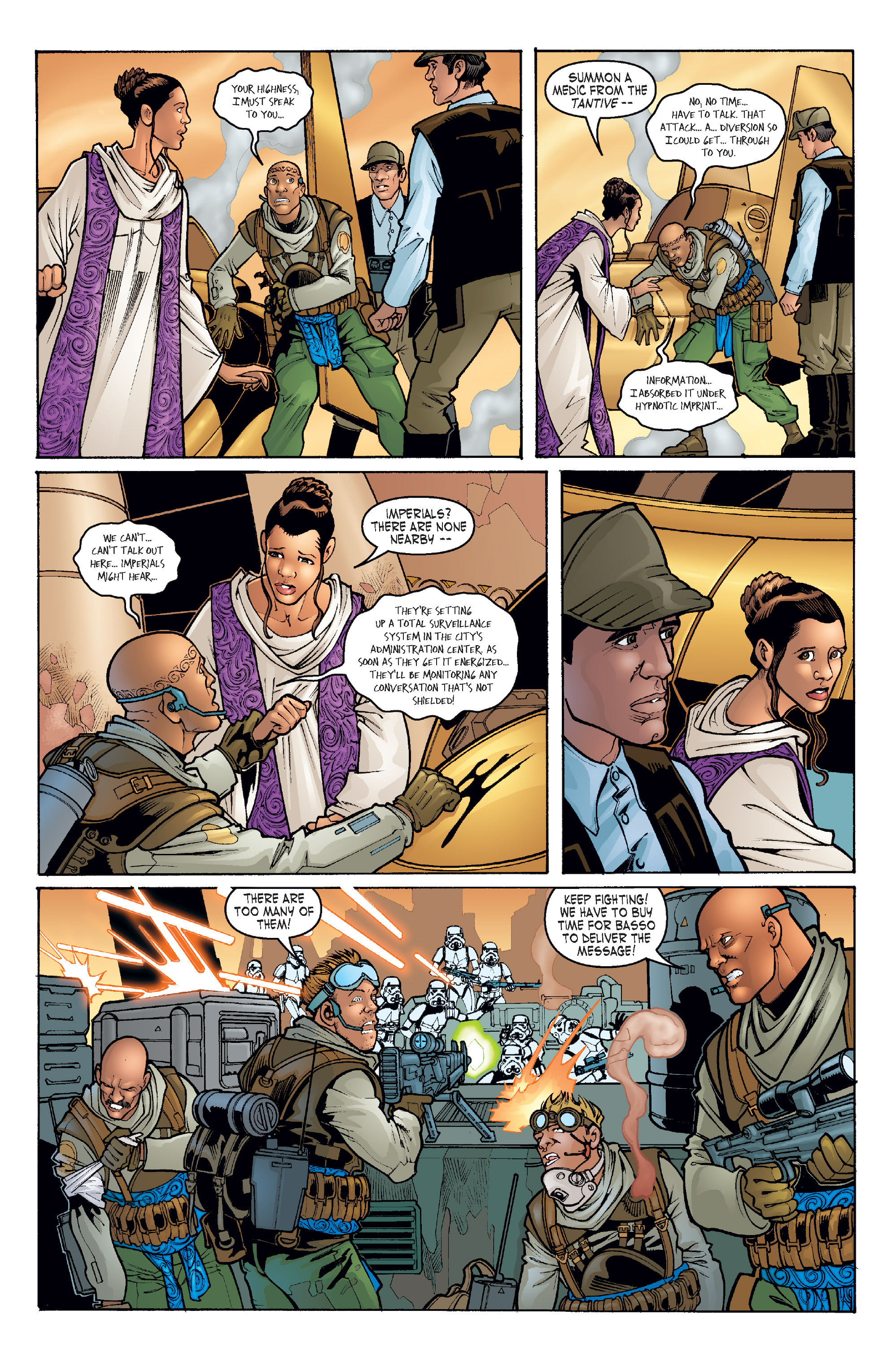 Read online Star Wars Omnibus comic -  Issue # Vol. 17 - 104