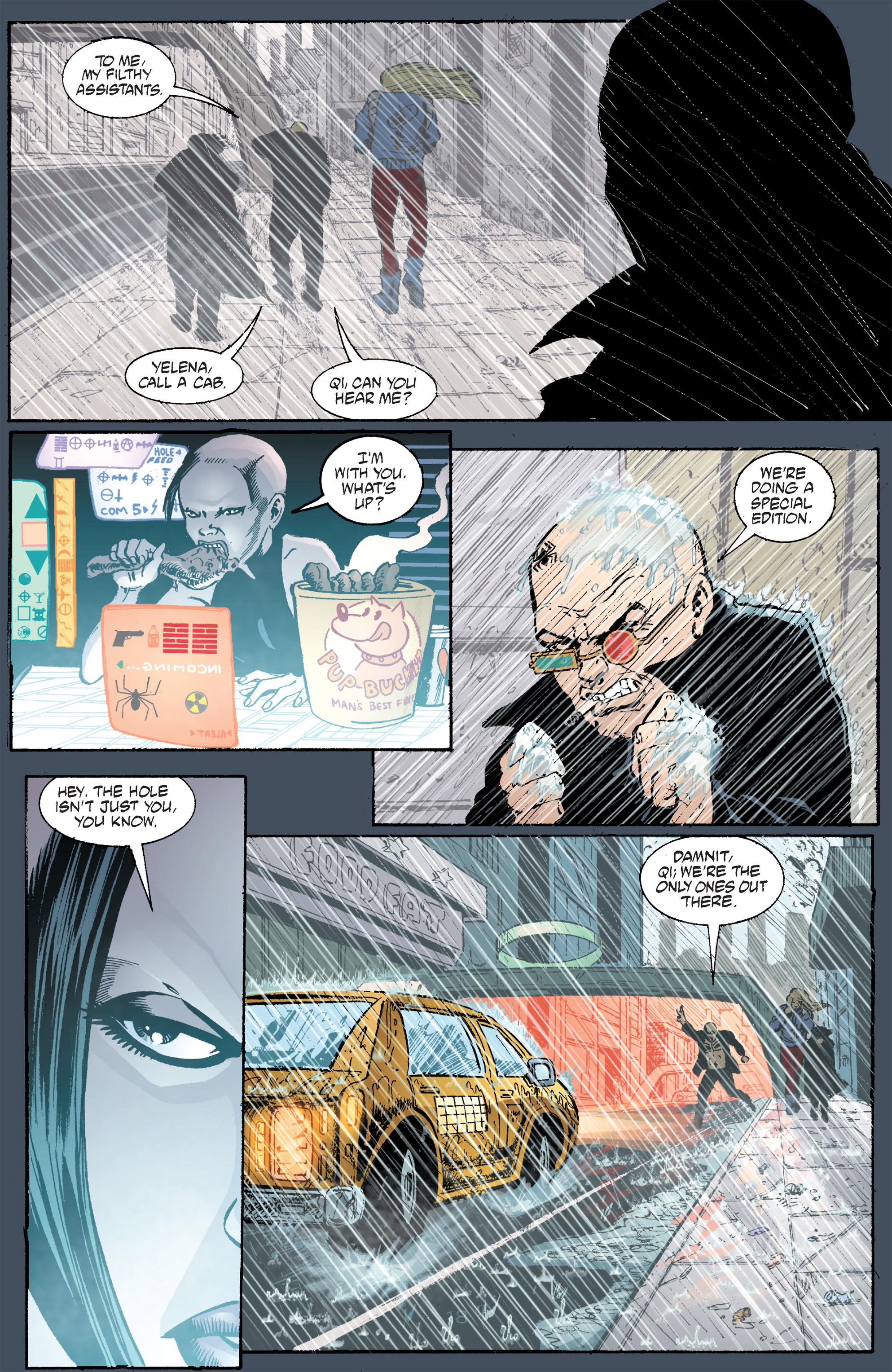 Read online Transmetropolitan comic -  Issue #44 - 19