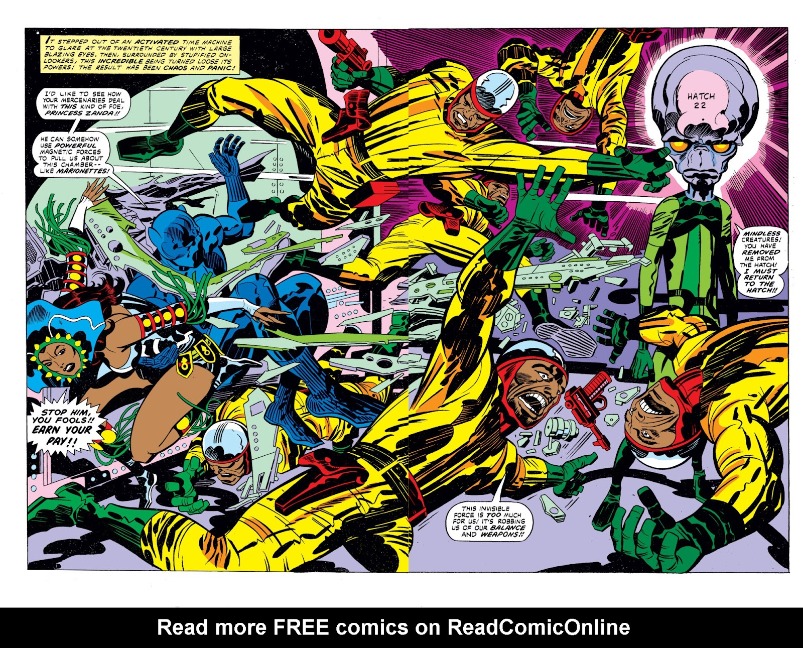 Black Panther (1977) issue 2 - Page 3