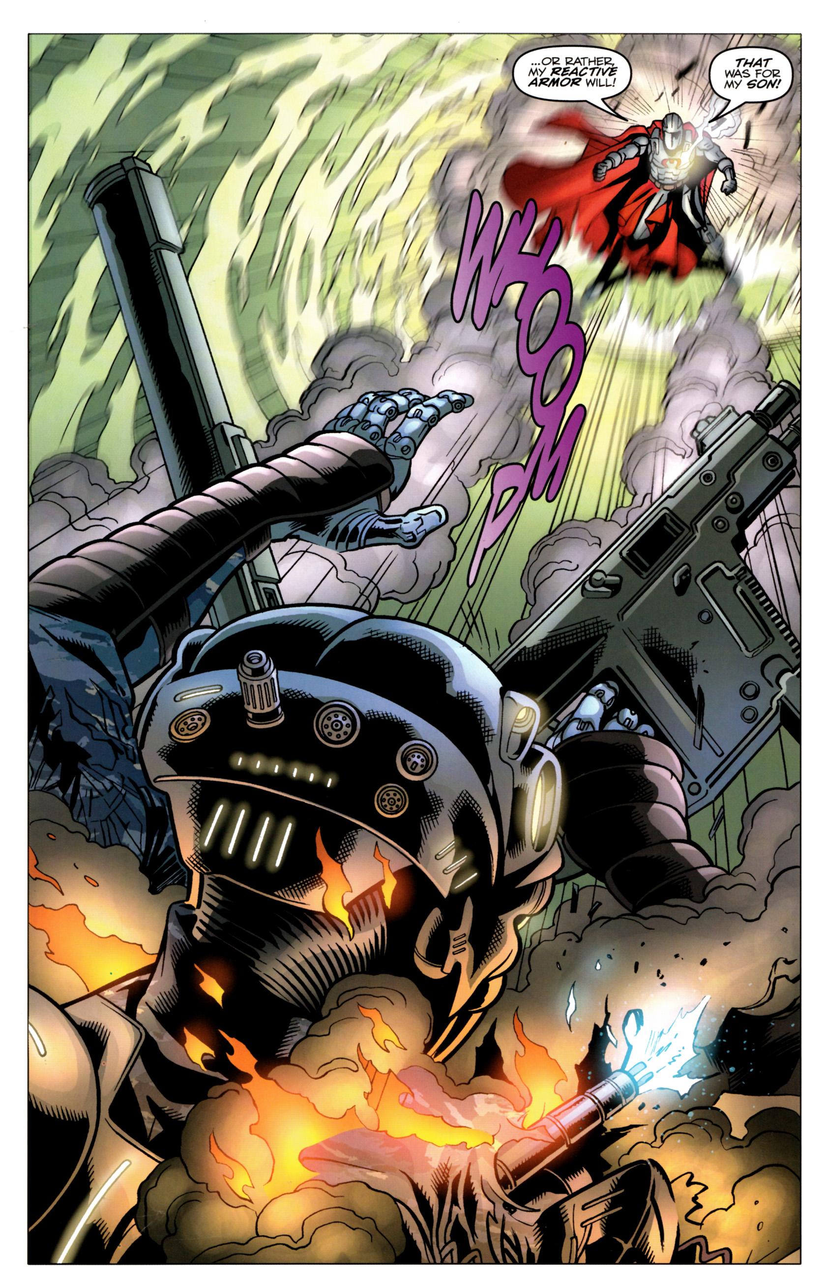 G.I. Joe: A Real American Hero 179 Page 21