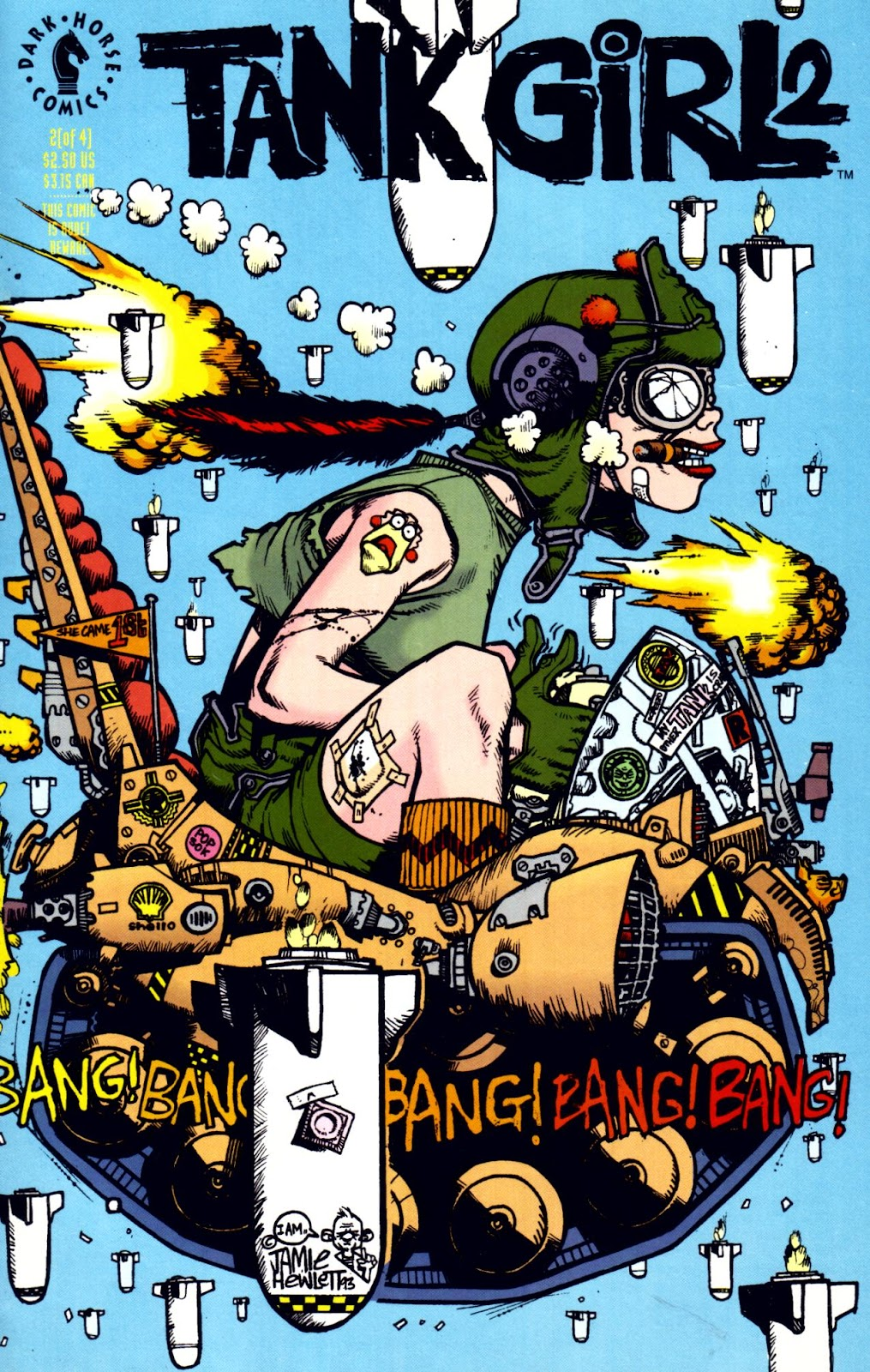 Tank Girl 2 2 Page 1