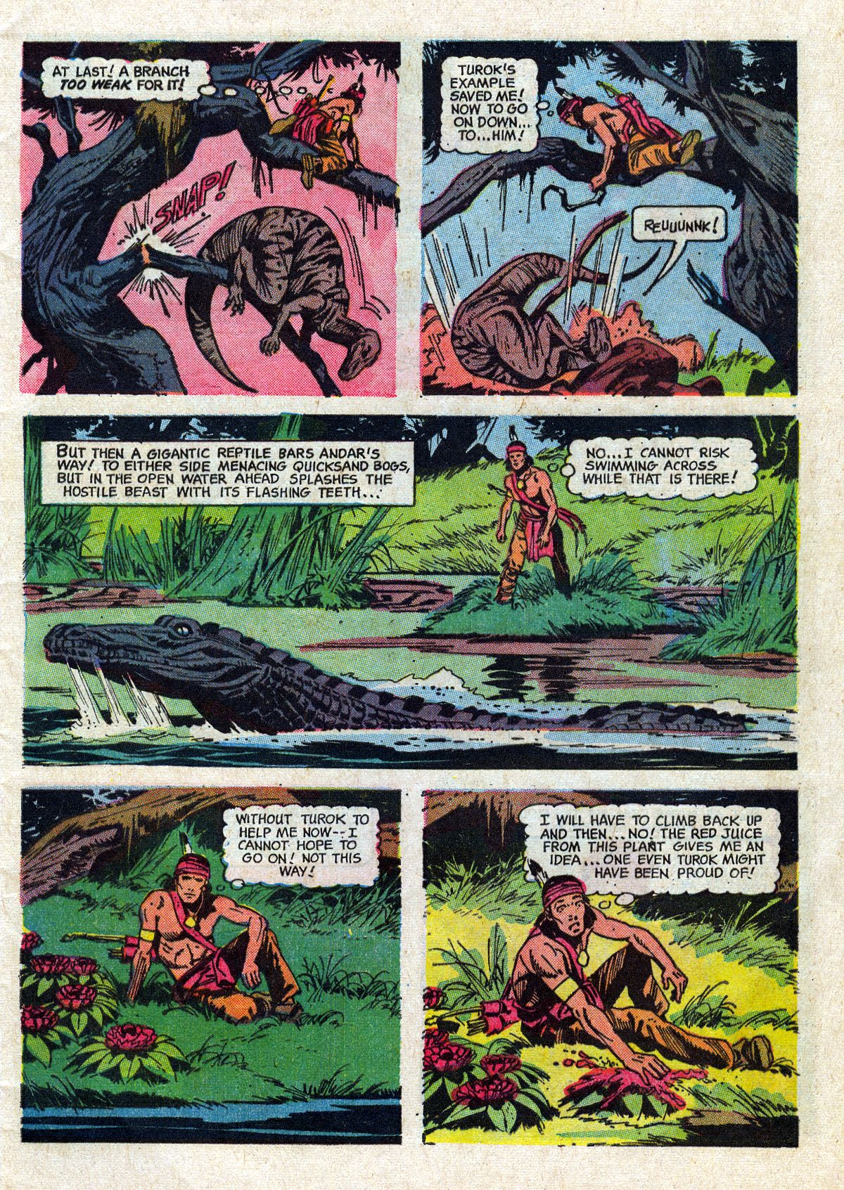 Read online Turok, Son of Stone comic -  Issue #61 - 9