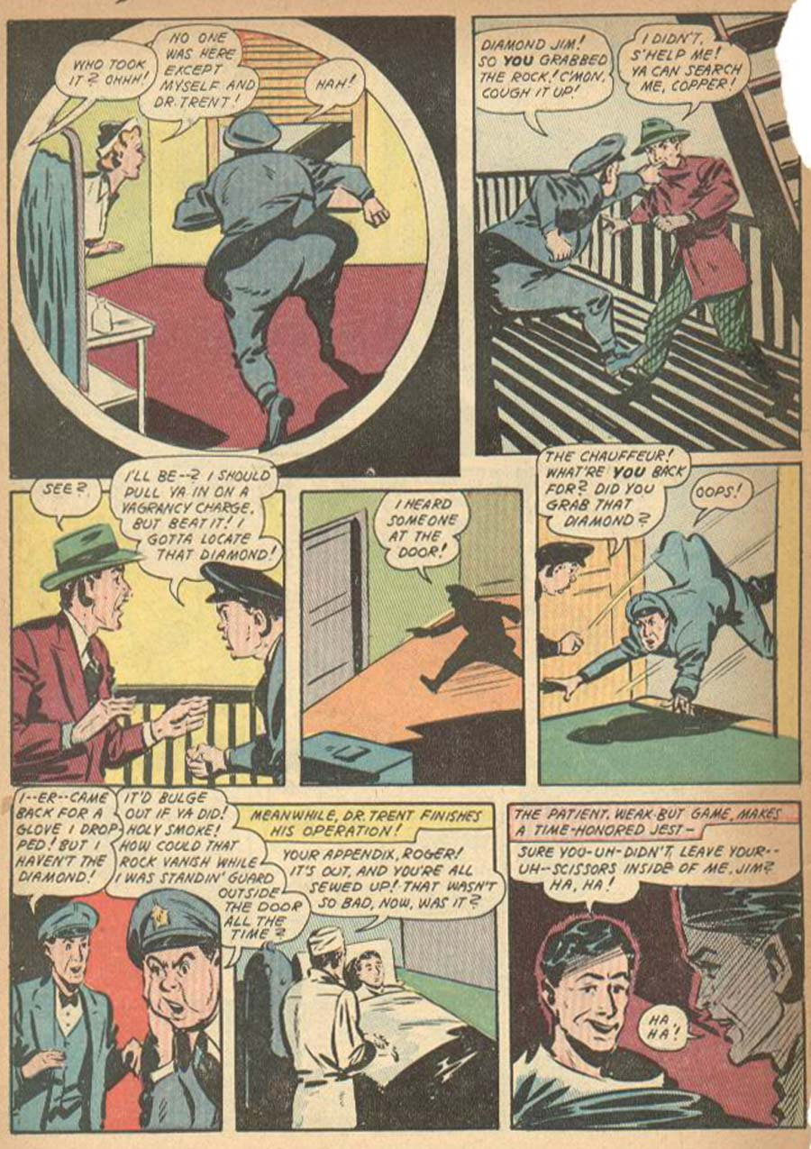 Zip Comics issue 47 - Page 7