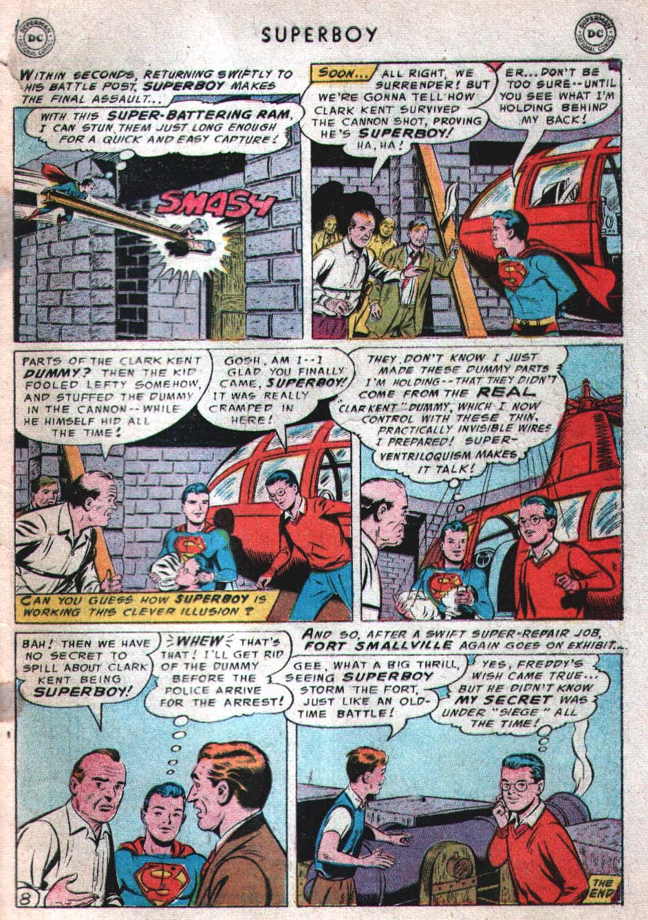 Superboy (1949) issue 46 - Page 28