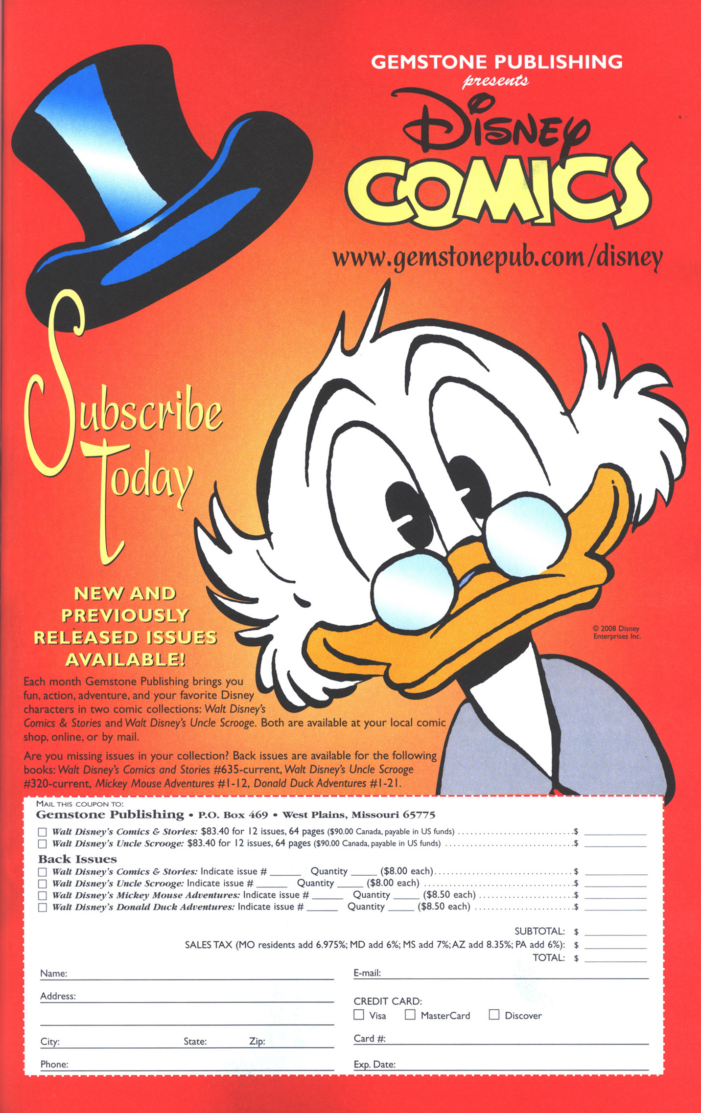 Read online Uncle Scrooge (1953) comic -  Issue #383 - 51