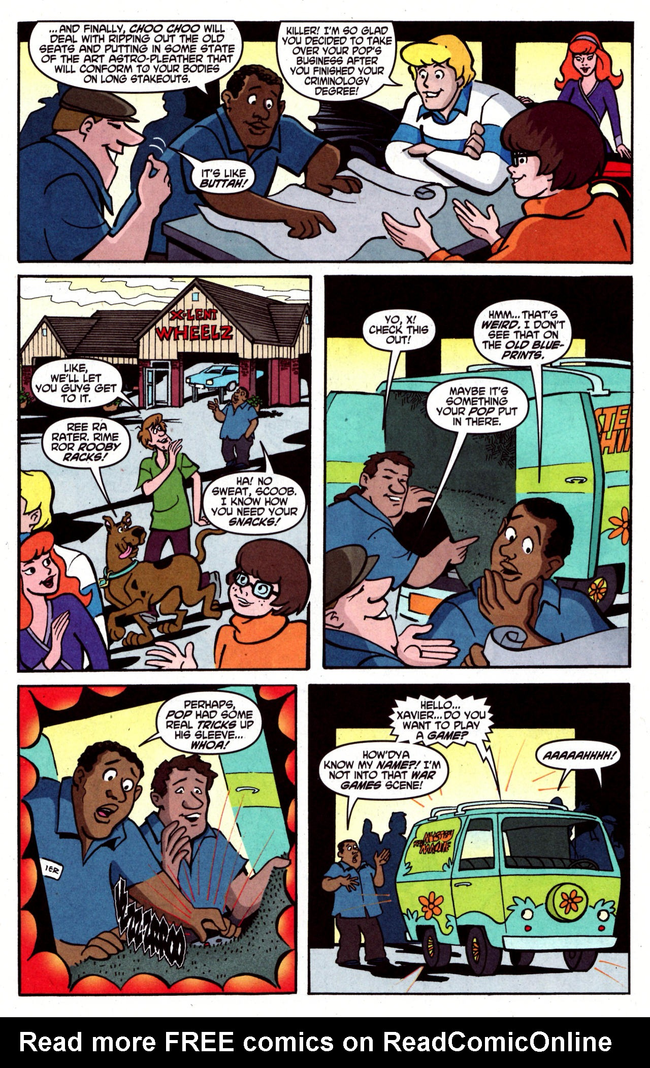 Read online Scooby-Doo (1997) comic -  Issue #125 - 5