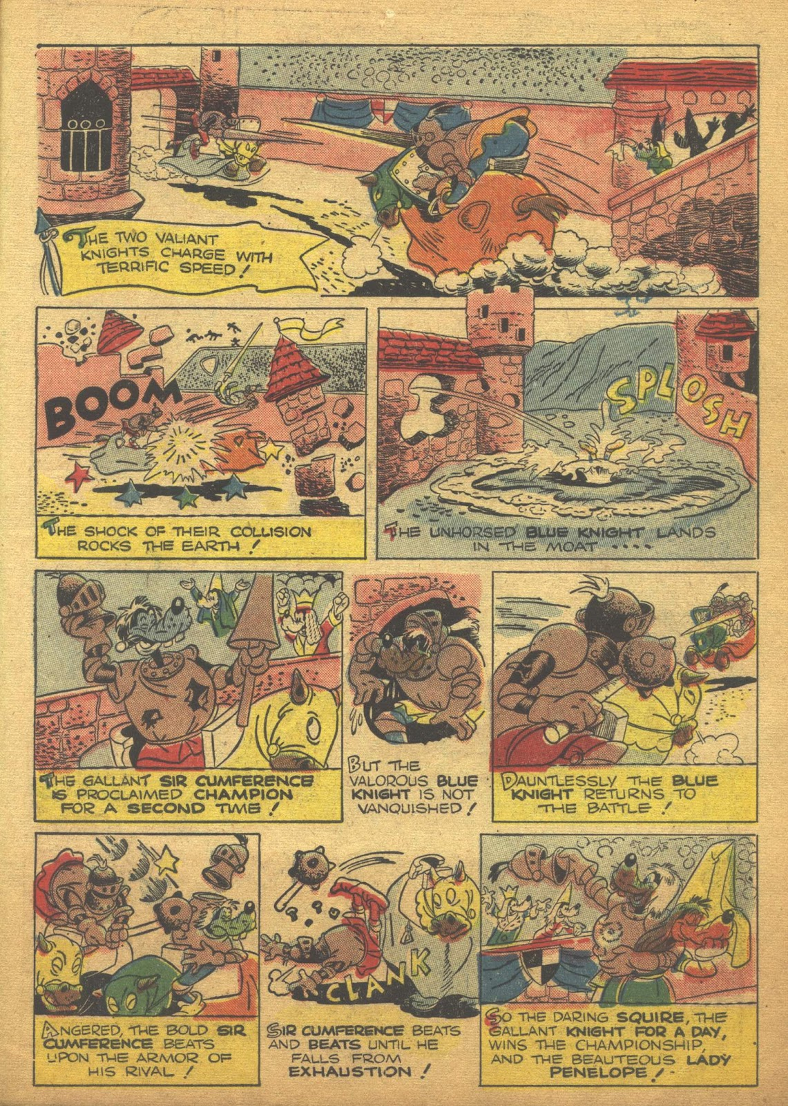 Walt Disney's Comics and Stories issue 63 - Page 39