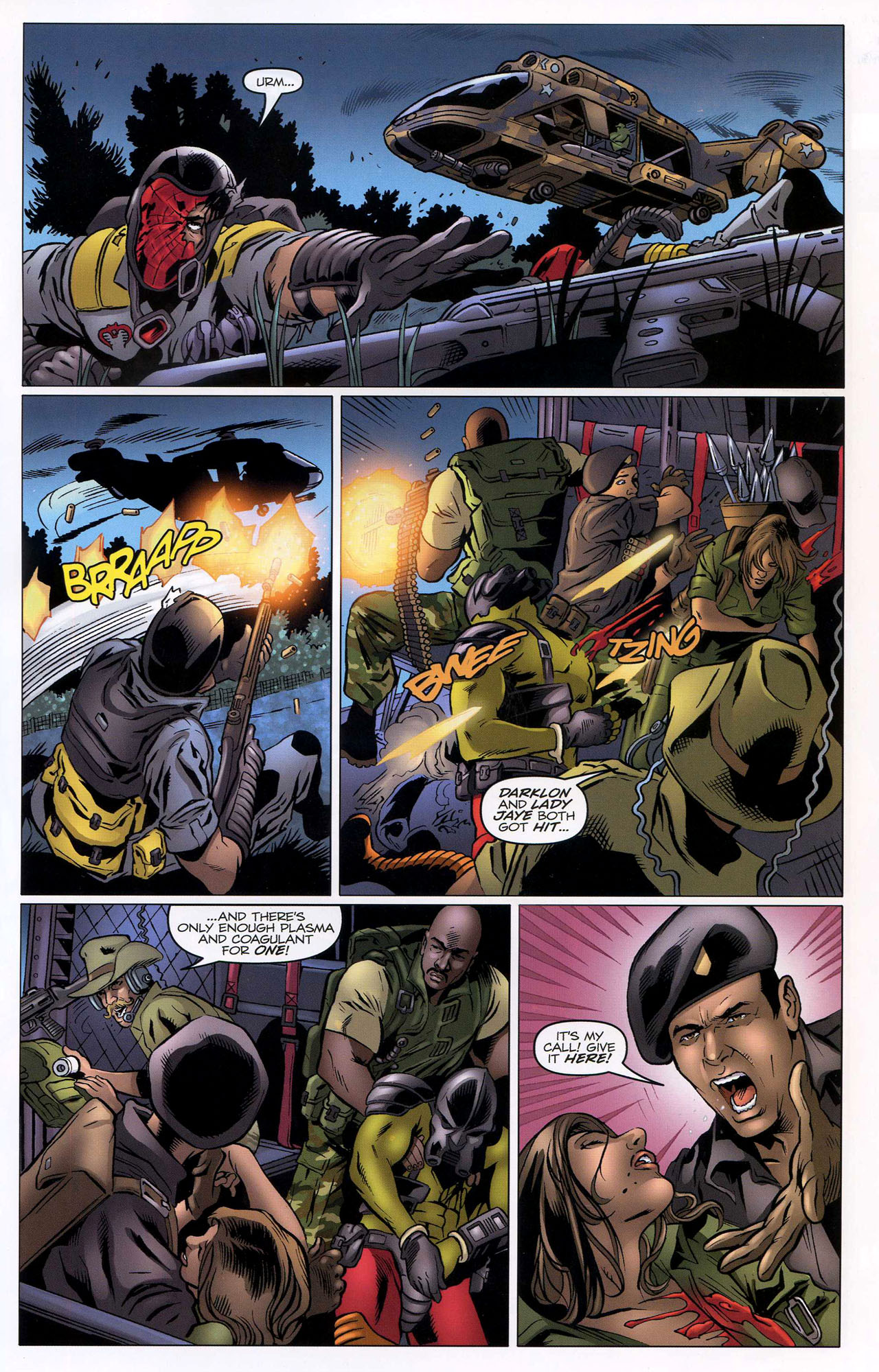 G.I. Joe: A Real American Hero 171 Page 21