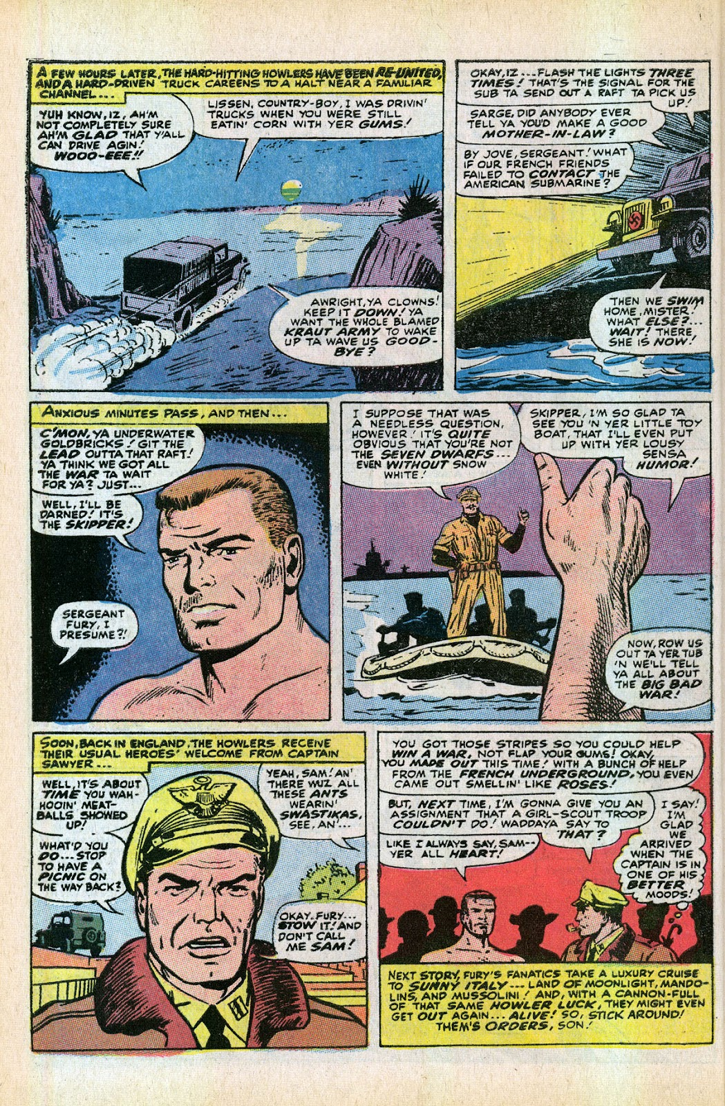Sgt. Fury issue _Special_7 - Page 24