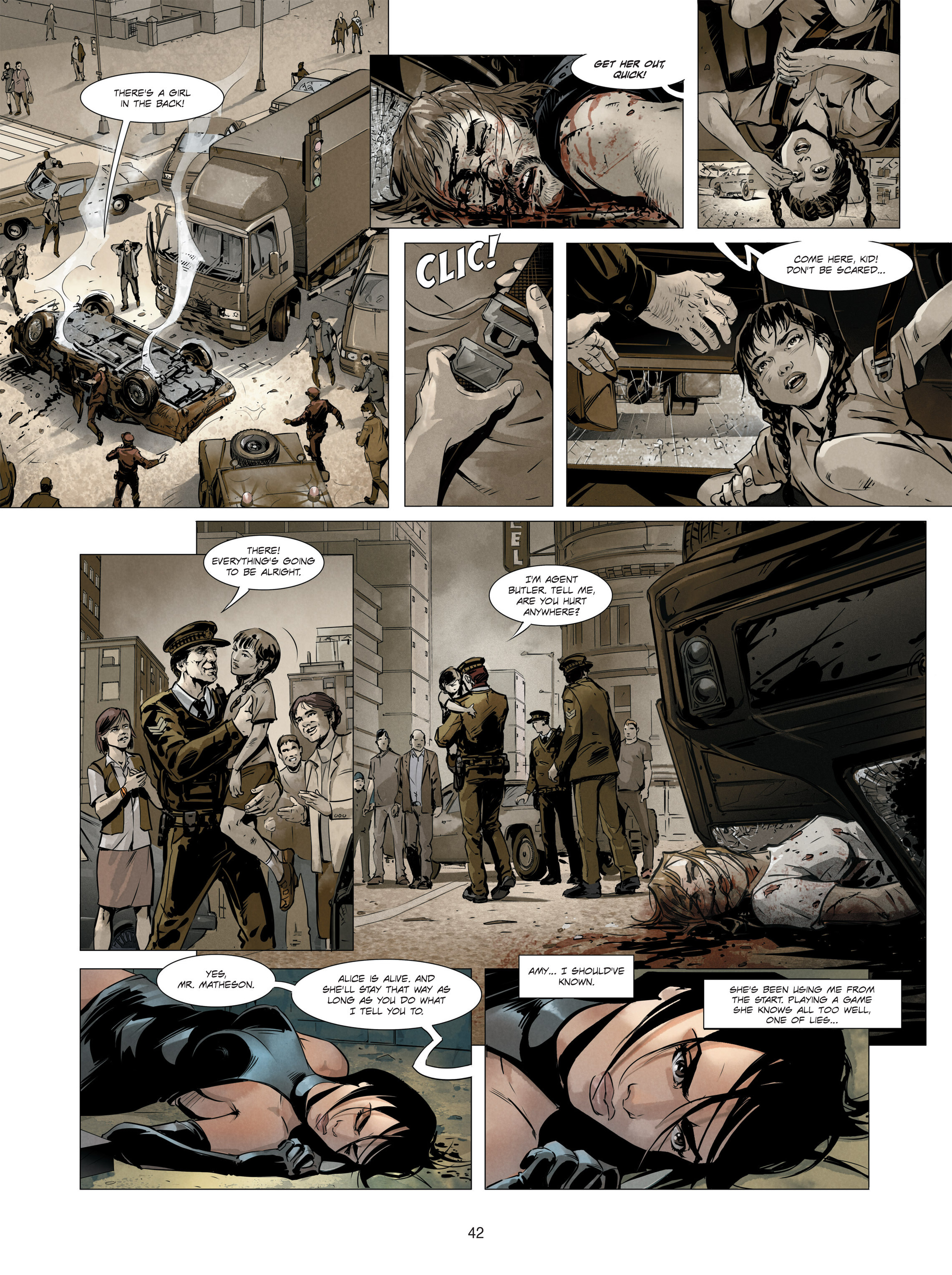 Read online Alice Matheson comic -  Issue #3 - 42