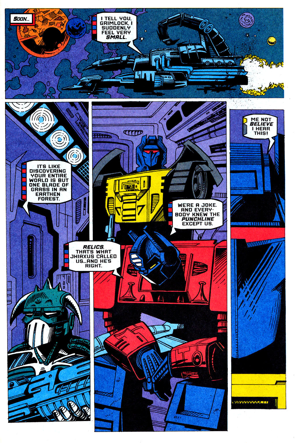 Read online Transformers: Generation 2 comic -  Issue #1 - 29
