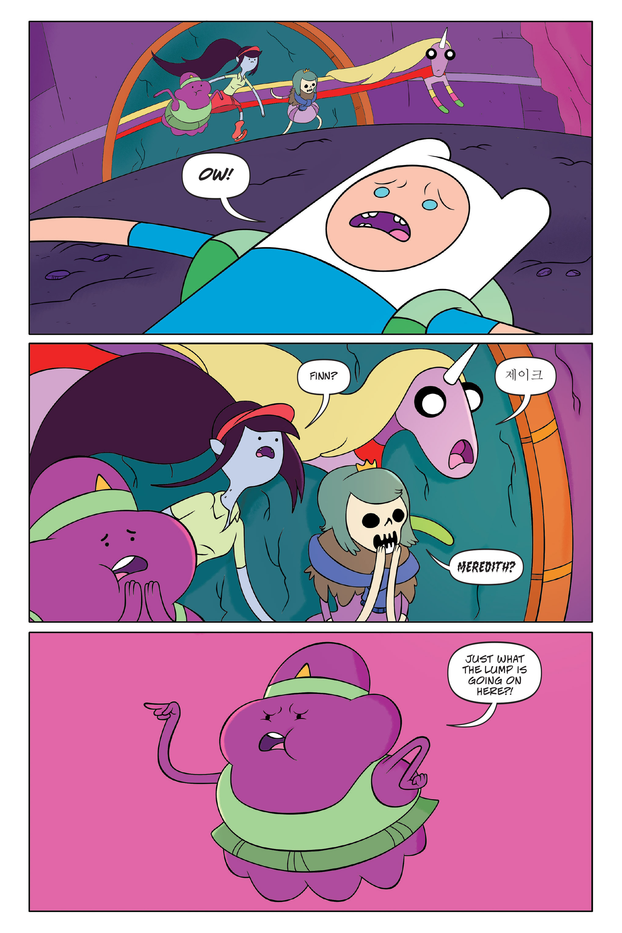 Read online Adventure Time comic -  Issue #Adventure Time _TPB 7 - 86