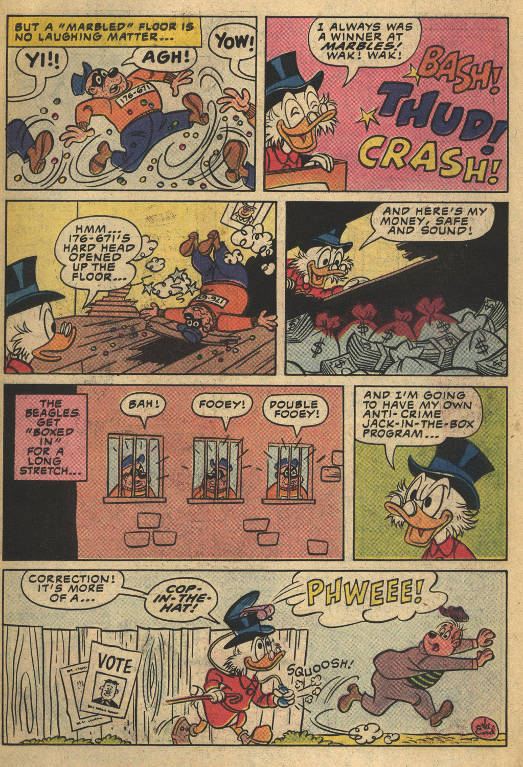 Read online Uncle Scrooge (1953) comic -  Issue #193 - 26