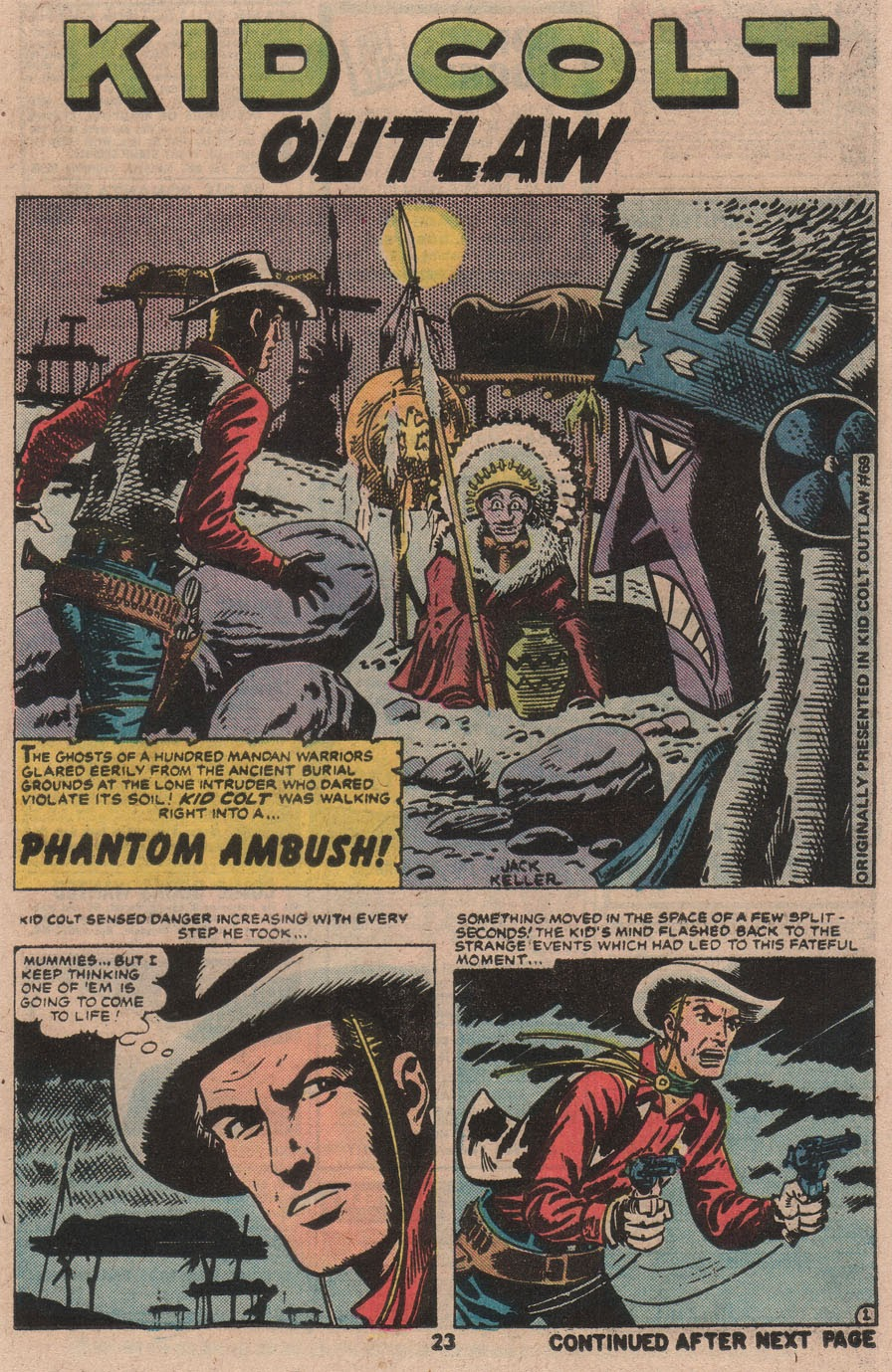 Kid Colt Outlaw issue 210 - Page 25