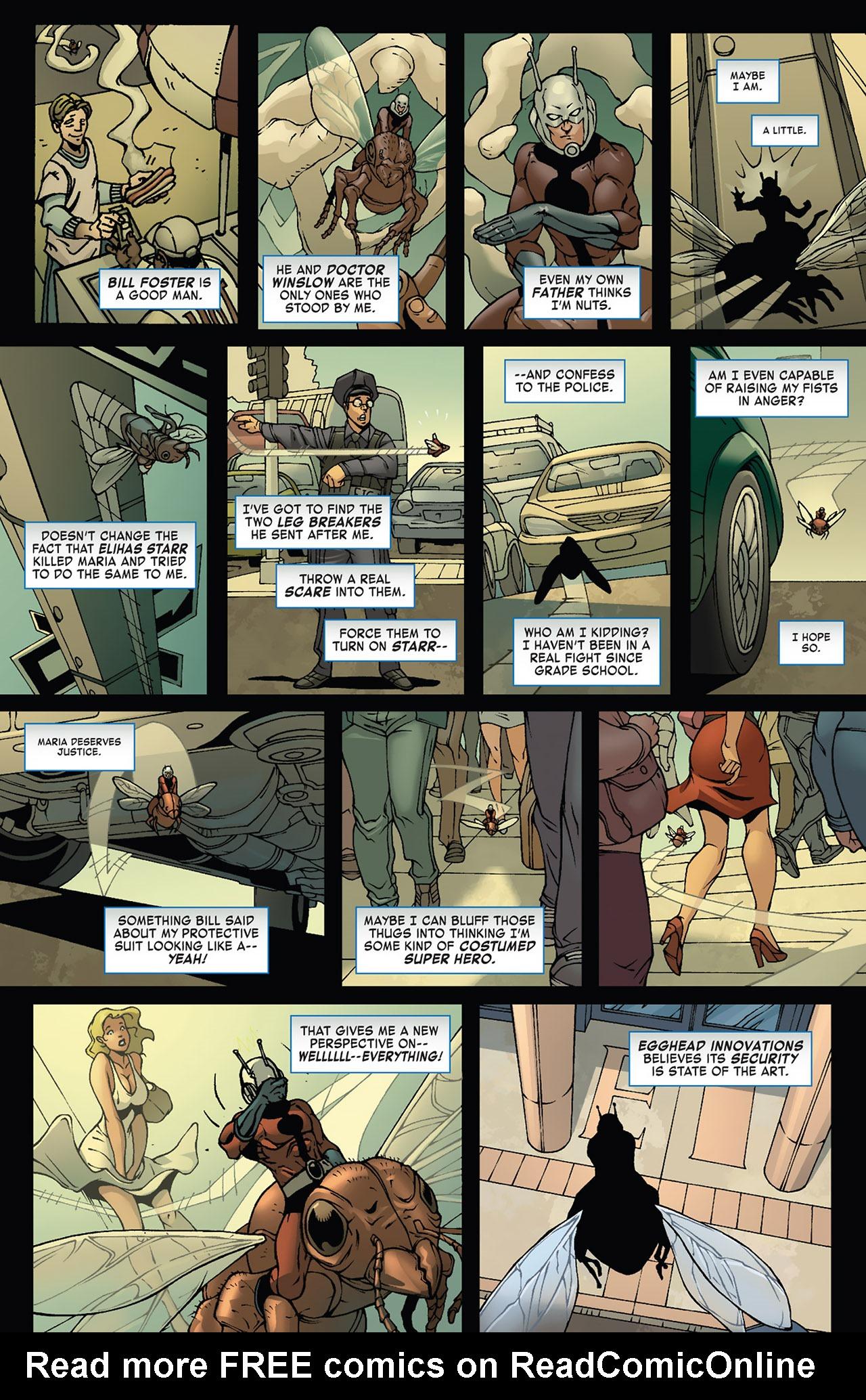 Read online Ant-Man: Season One comic -  Issue #Ant-Man: Season One Full - 45