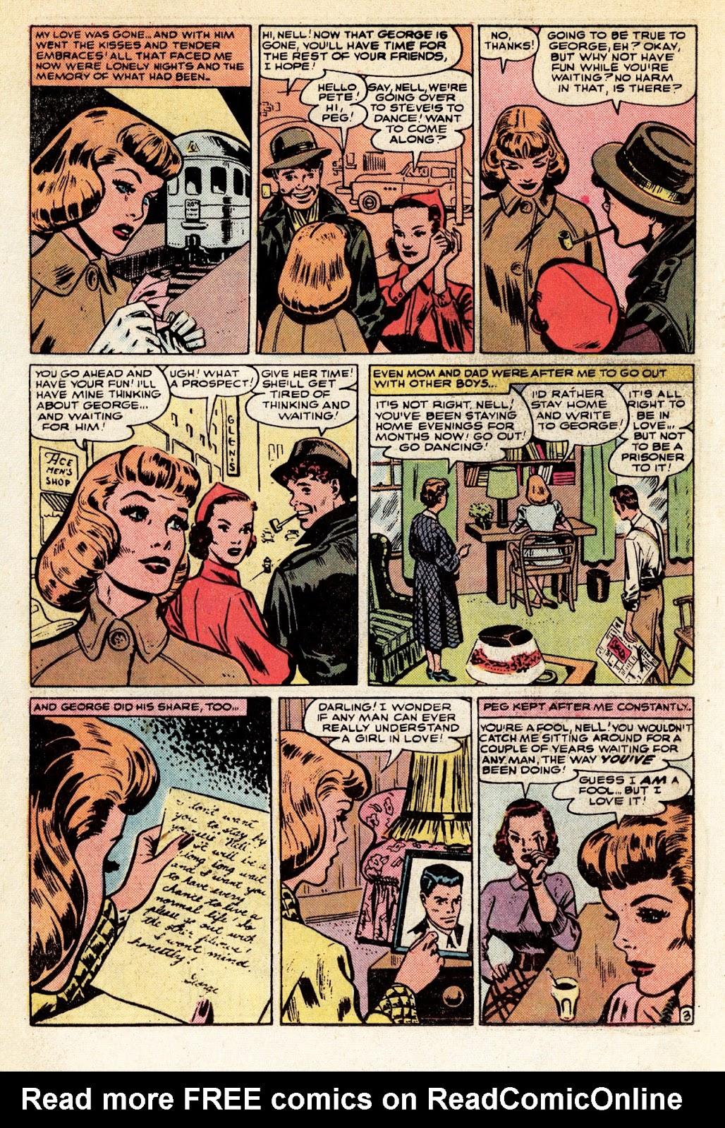 Love Romances (1949) issue 34 - Page 10