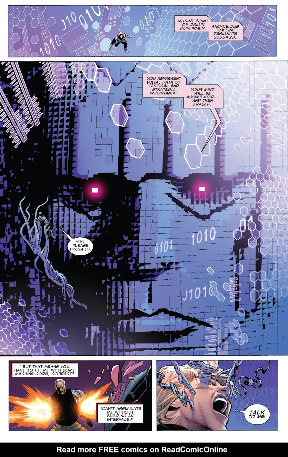 Read online X-Men: Second Coming comic -  Issue # _TPB (Part 3) - 78