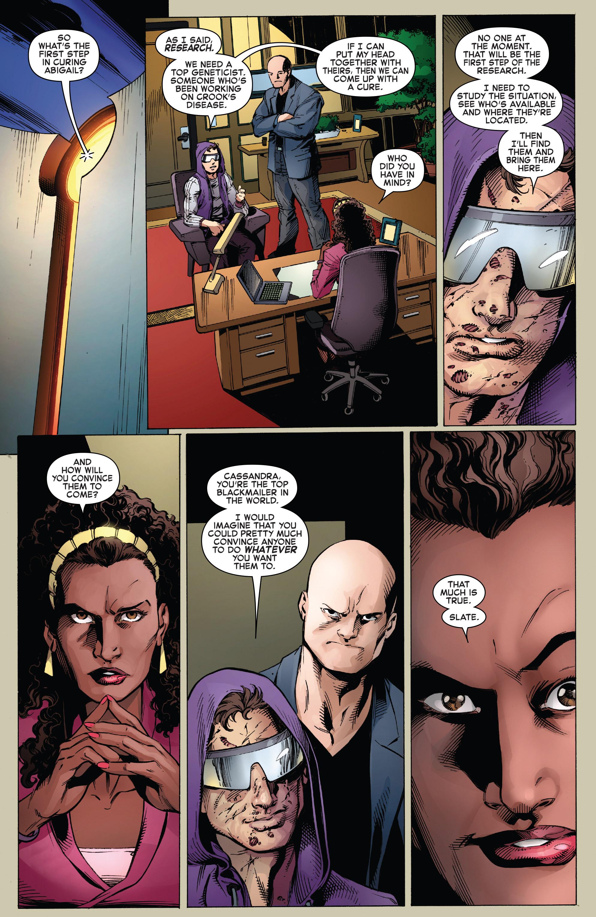 Read online Ben Reilly: Scarlet Spider comic -  Issue #3 - 7