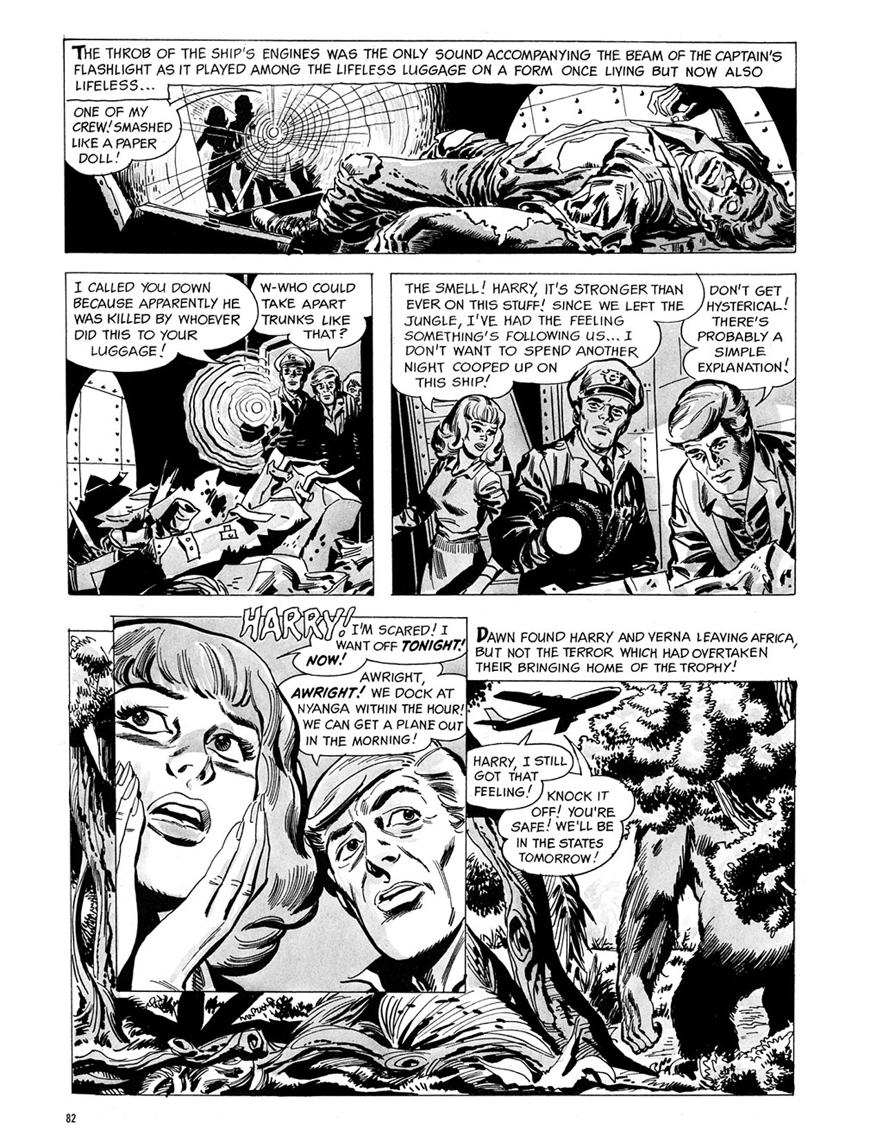 Read online Eerie Archives comic -  Issue # TPB 1 - 83