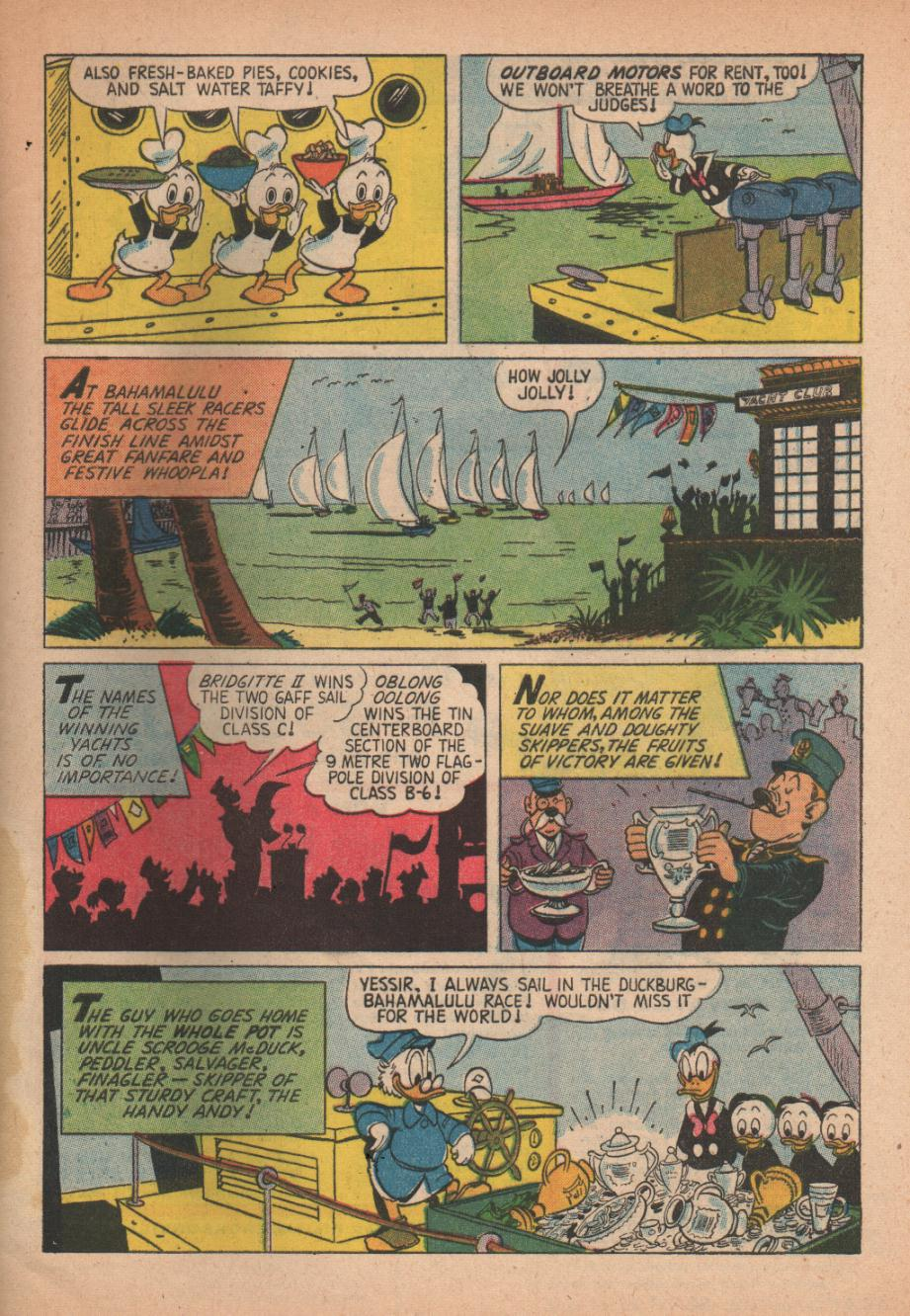 Read online Uncle Scrooge (1953) comic -  Issue #27 - 33
