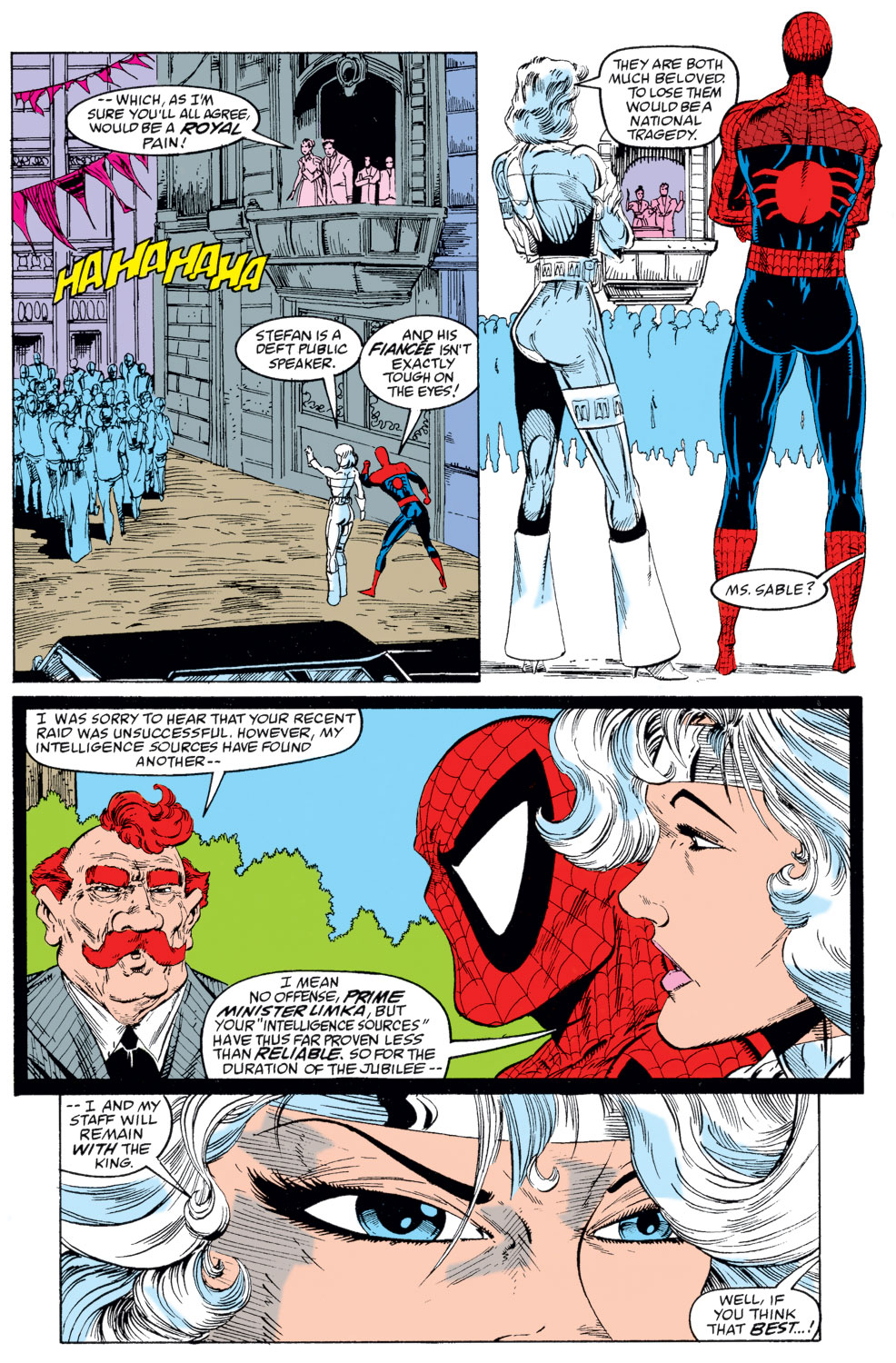 The Amazing Spider-Man (1963) 322 Page 7
