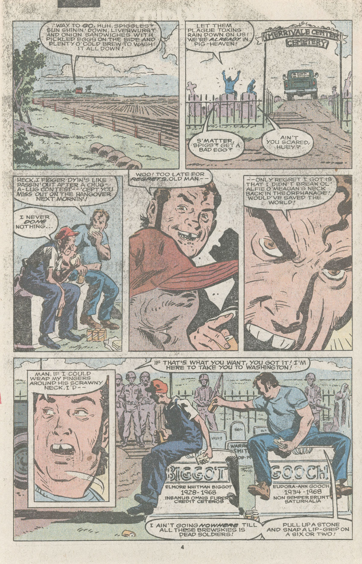 Read online Nth Man the Ultimate Ninja comic -  Issue #11 - 6