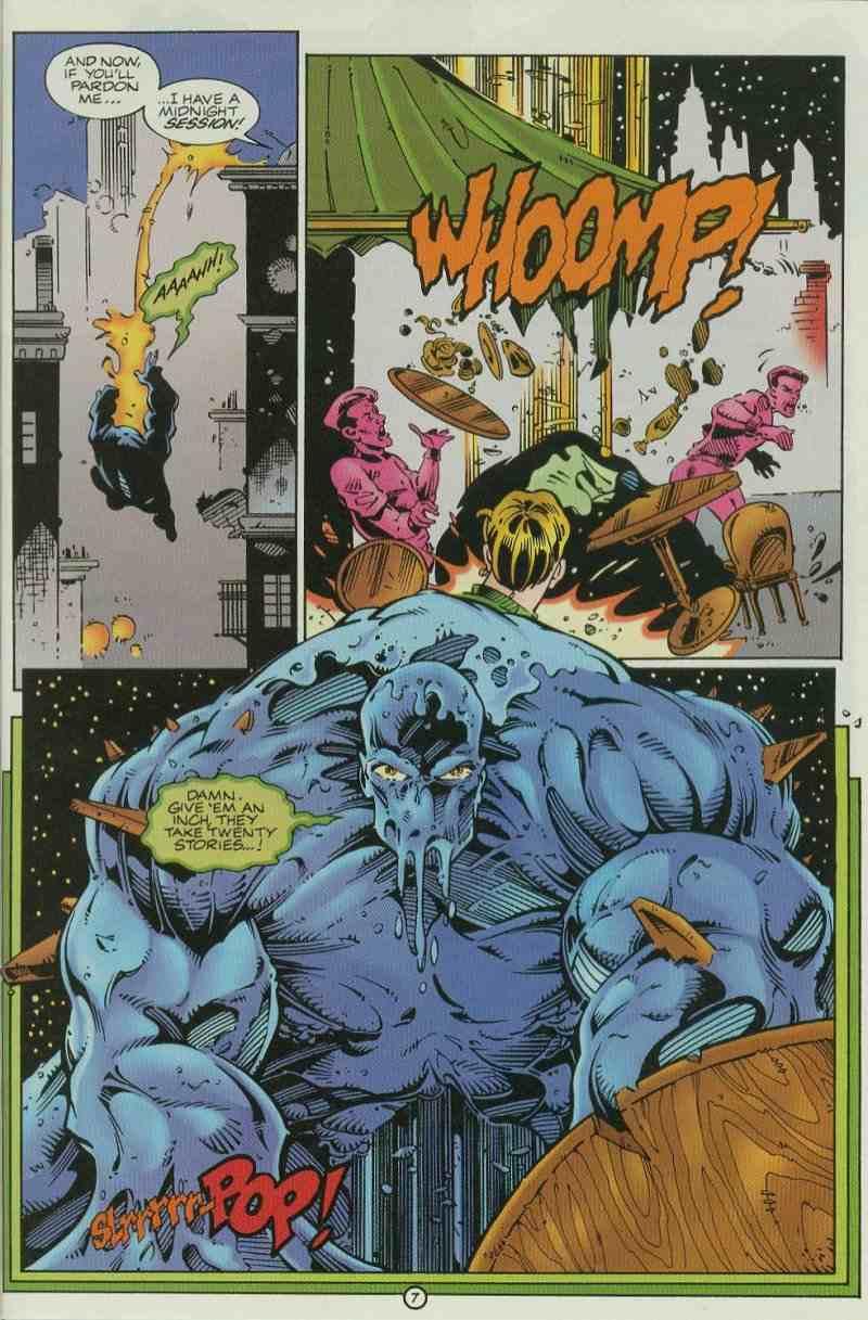 Read online Ultraverse Premiere comic -  Issue #11 - 23