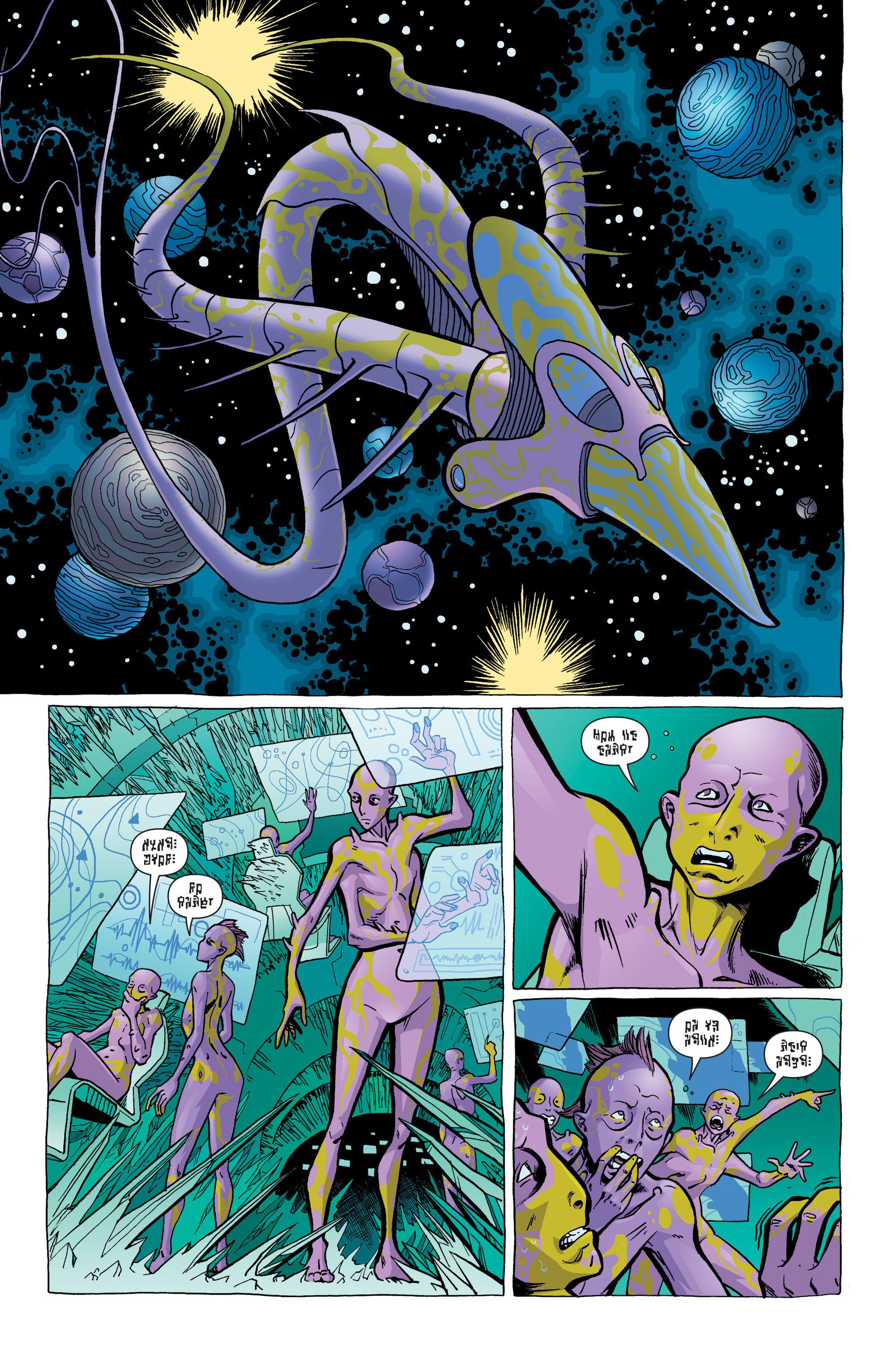 Read online Secret Identities comic -  Issue #4 - 17