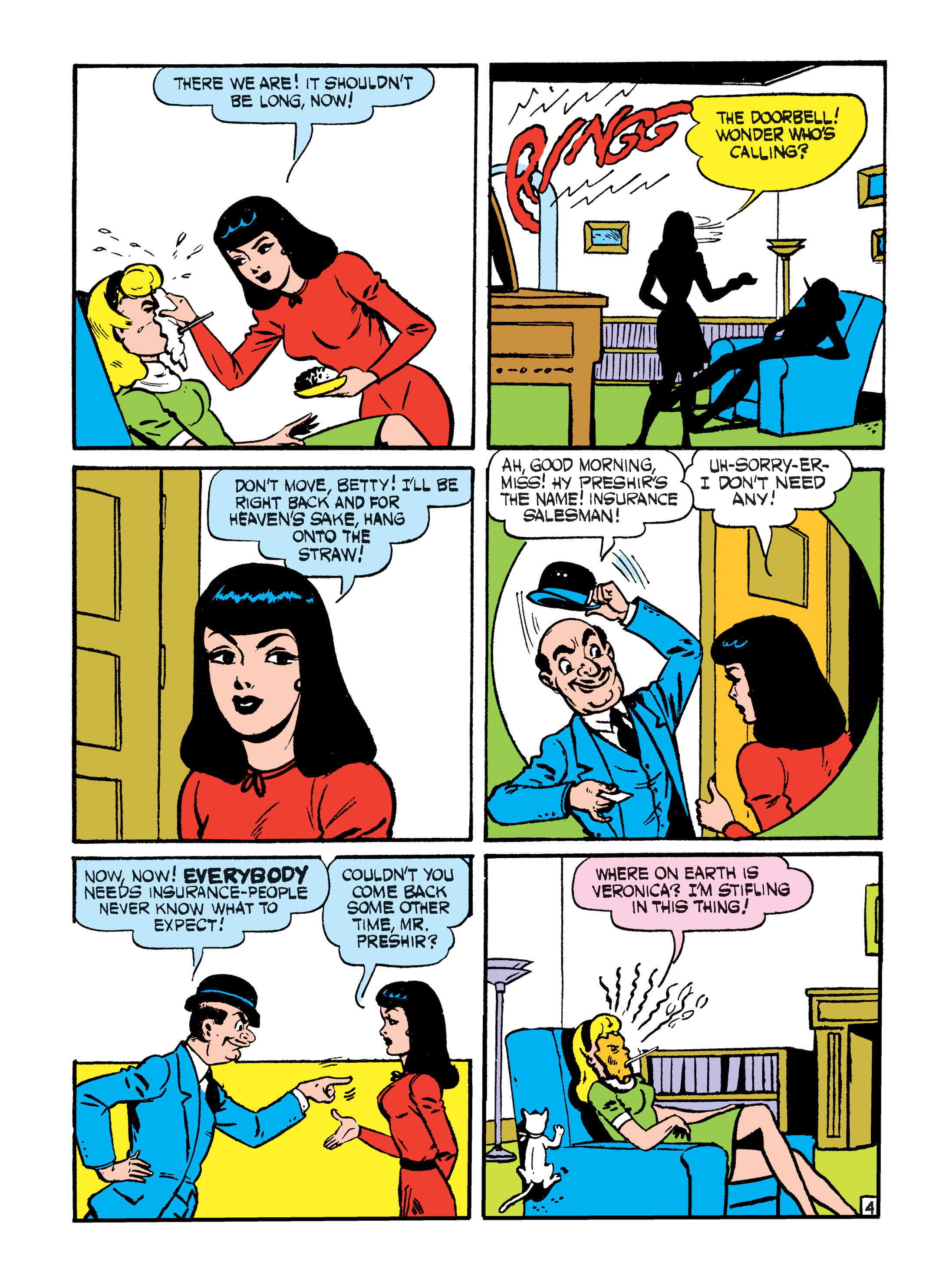 Read online Archie 75th Anniversary Digest comic -  Issue #4 - 130