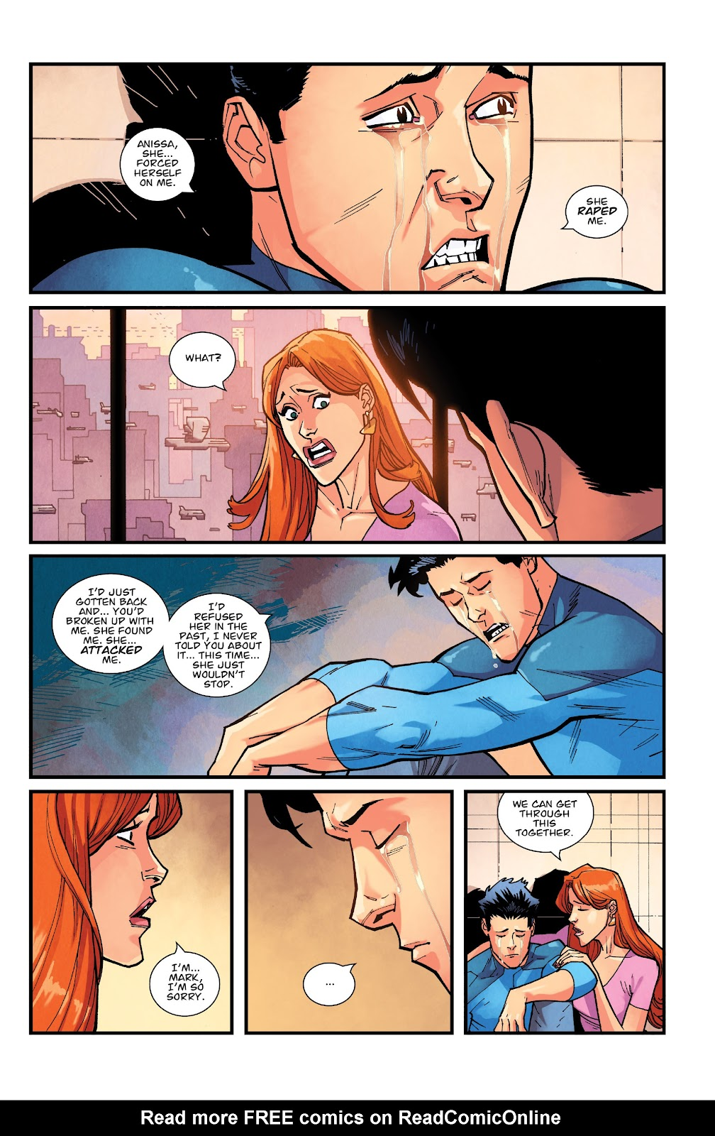 Invincible (2003) issue TPB 21 - Modern Family - Page 84