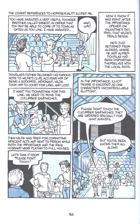 Read online Fun Home: A Family Tragicomic comic -  Issue # TPB - 172