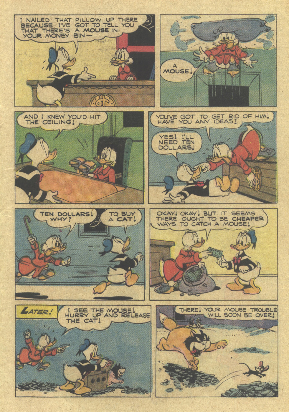 Walt Disney's Comics and Stories issue 400 - Page 4