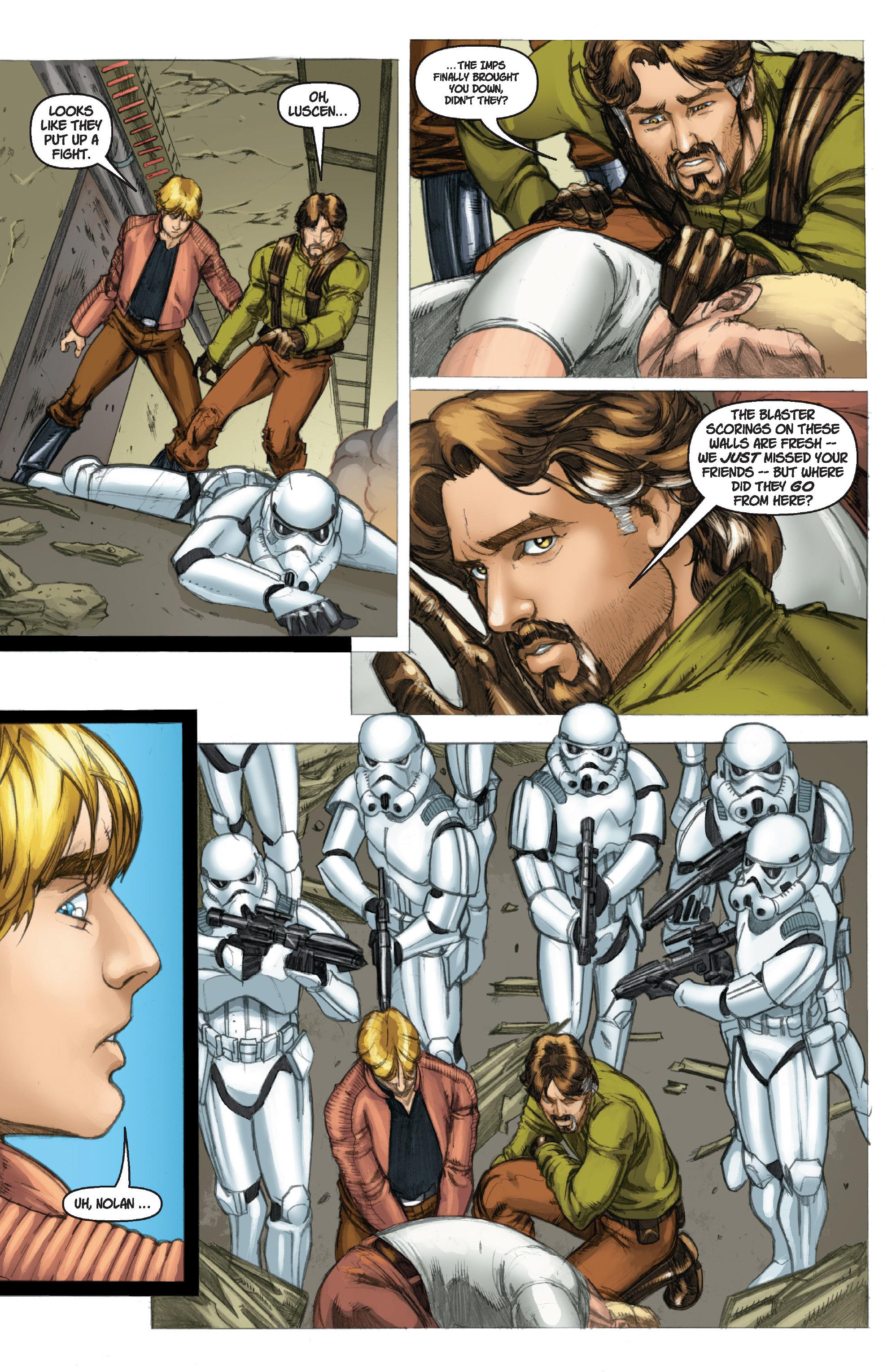 Read online Star Wars Omnibus comic -  Issue # Vol. 20 - 132